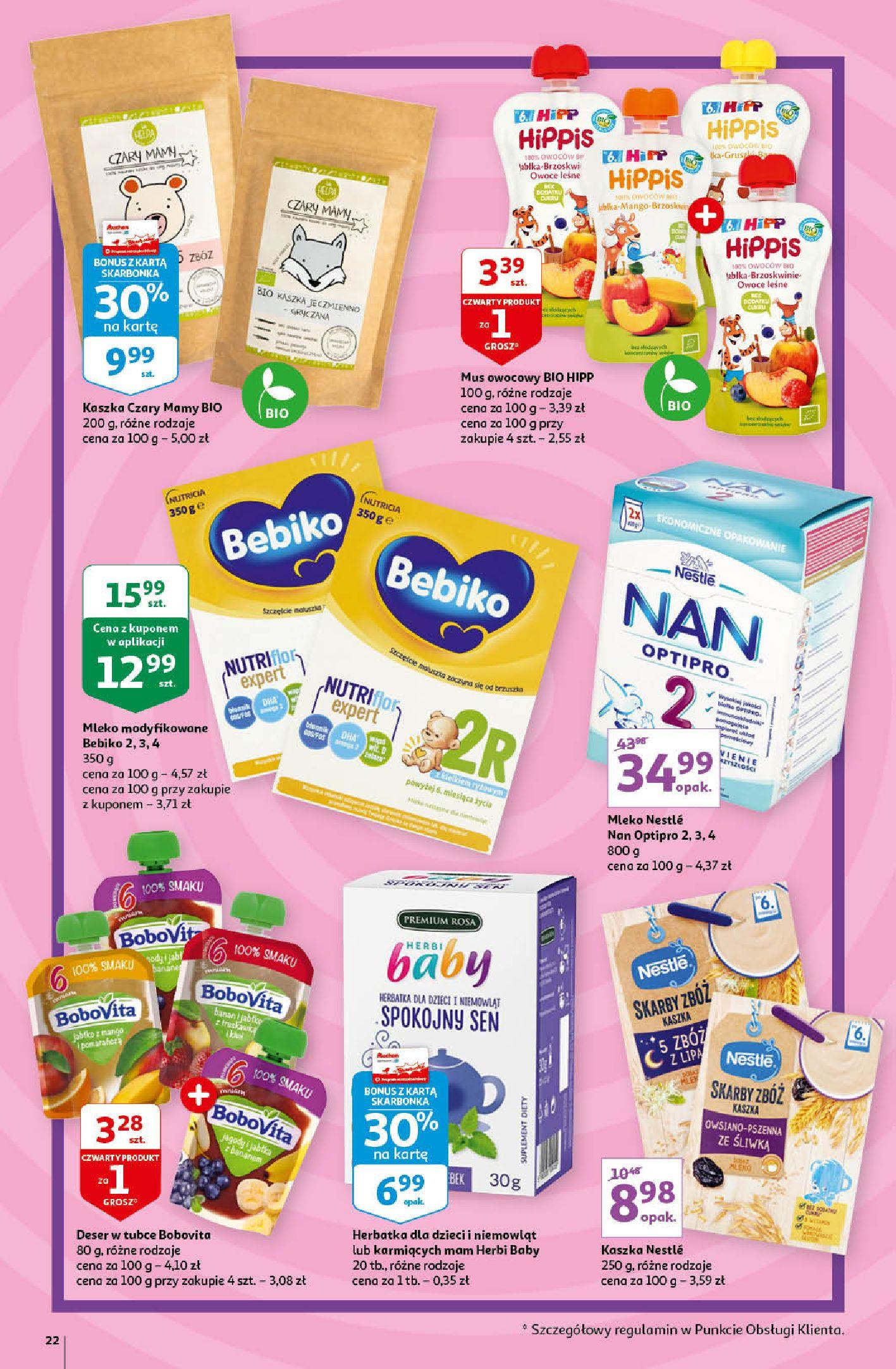 Gazetka Auchan - A love You Hipermarkety-12.02.2020-19.02.2020-page-22