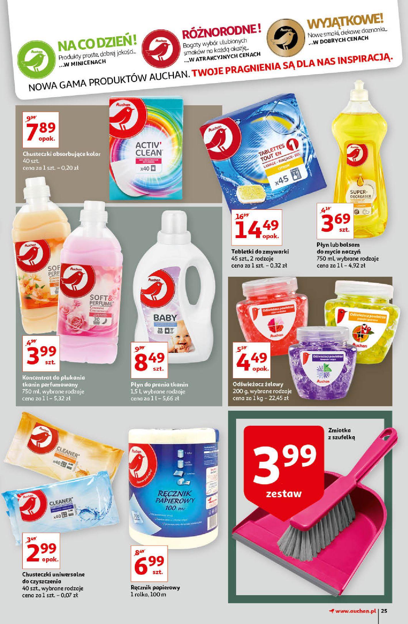 Gazetka Auchan - A love You Hipermarkety-12.02.2020-19.02.2020-page-25