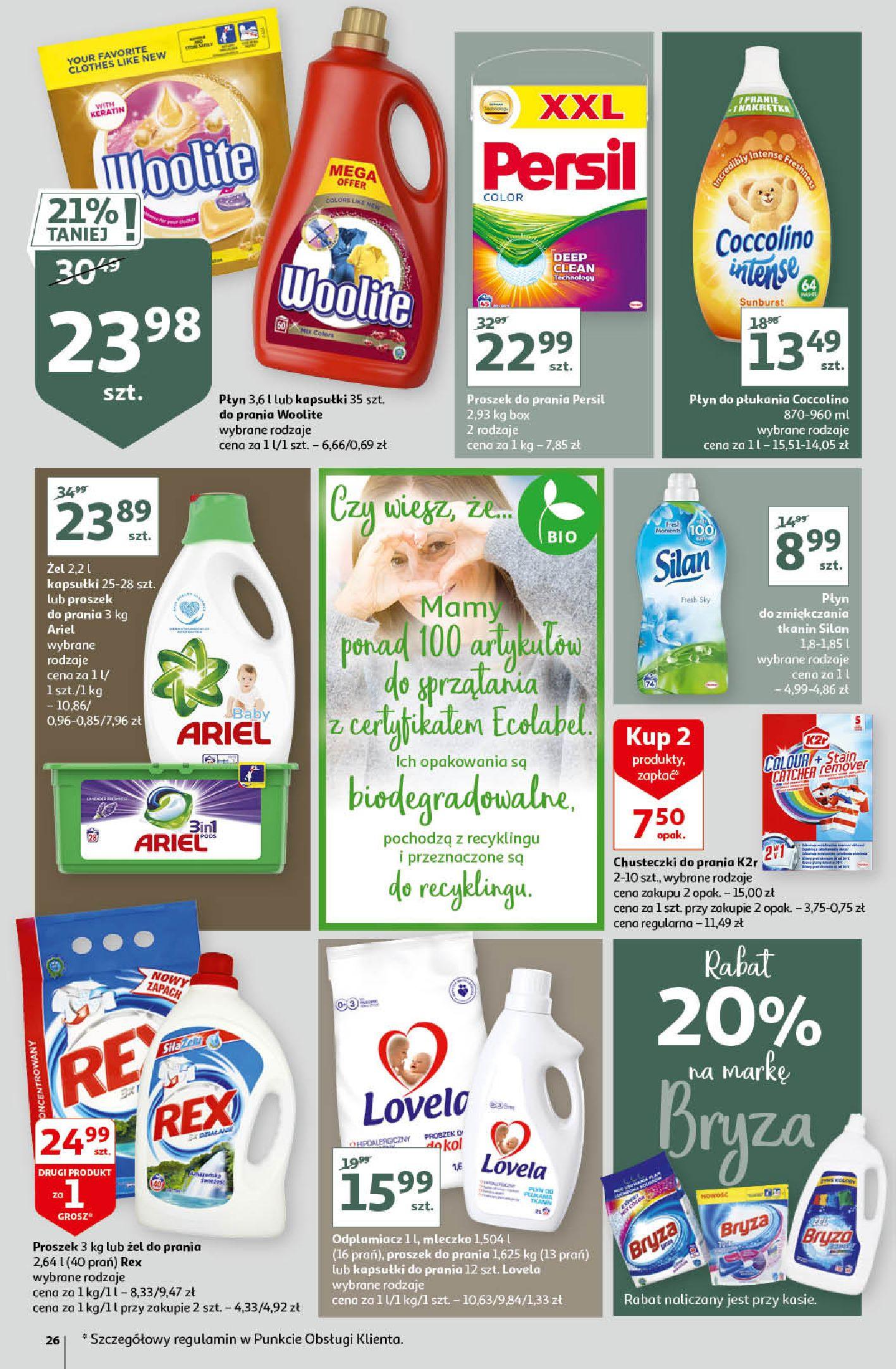 Gazetka Auchan - A love You Hipermarkety-12.02.2020-19.02.2020-page-26
