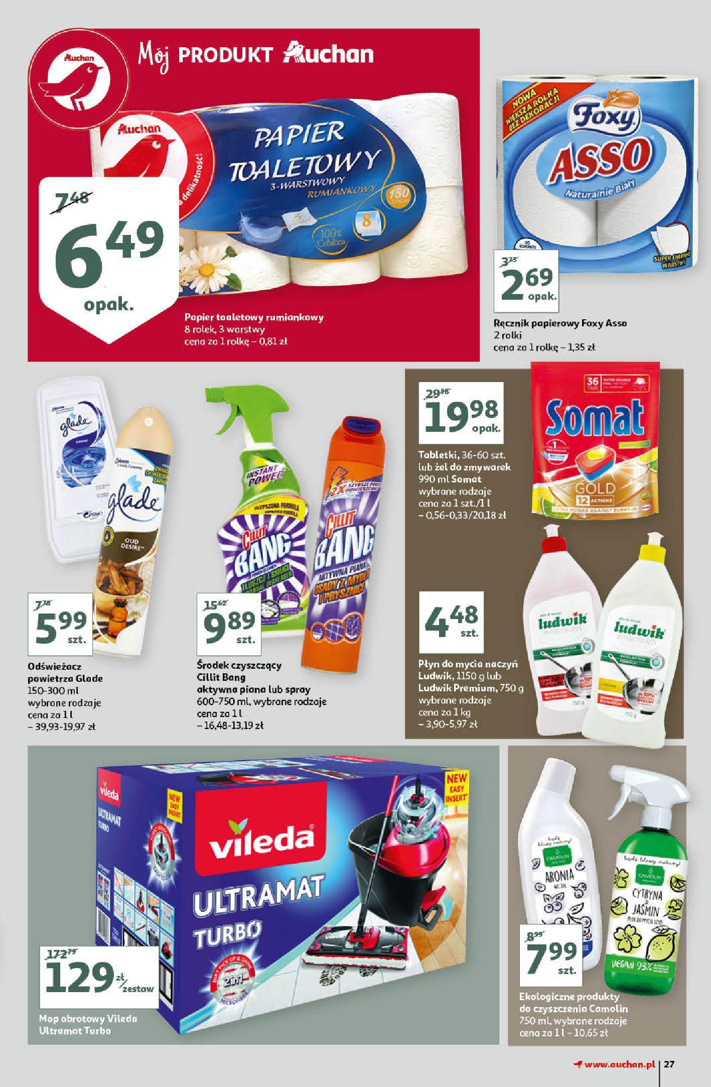 Gazetka Auchan - A love You Hipermarkety-12.02.2020-19.02.2020-page-27