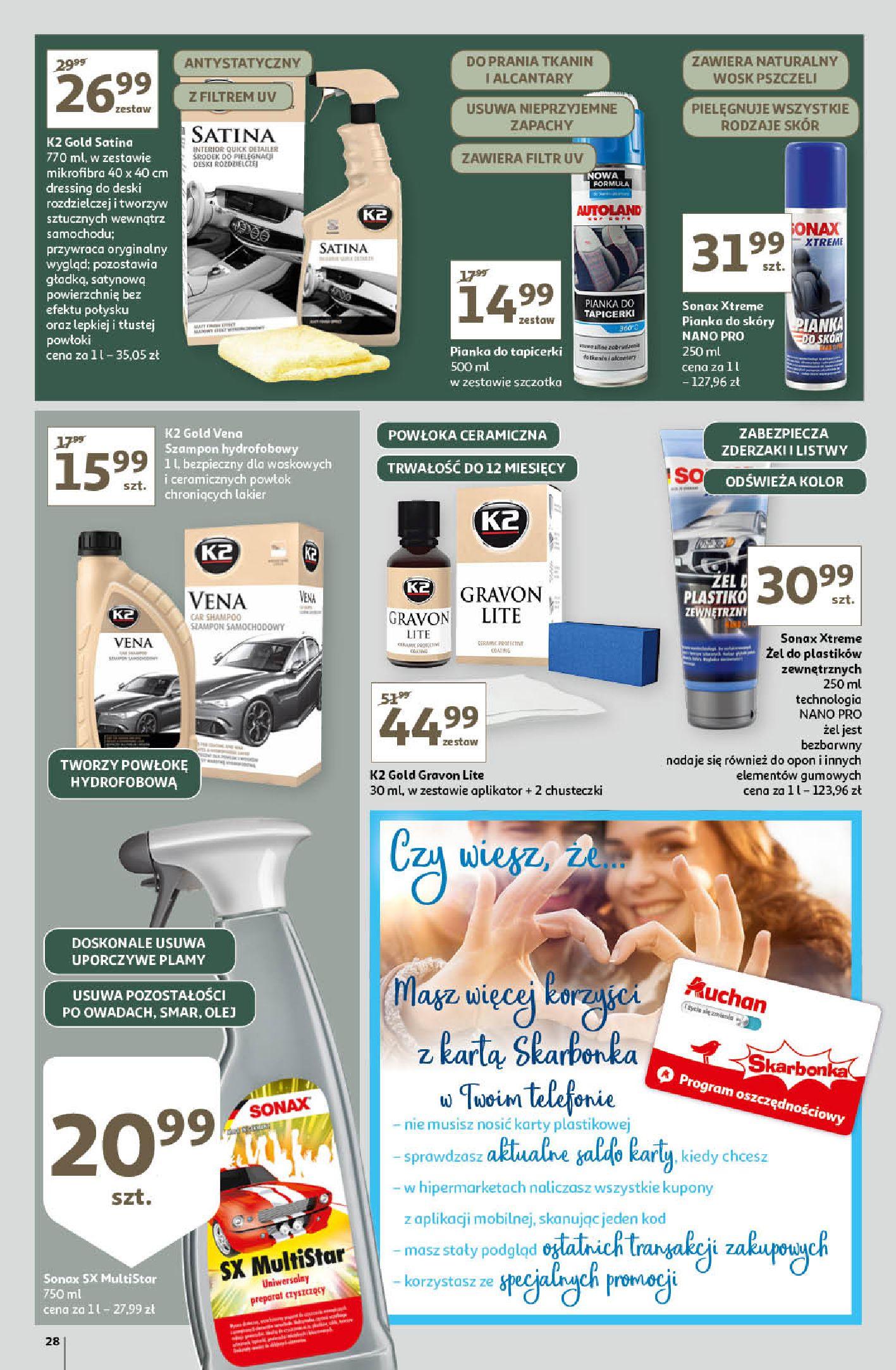 Gazetka Auchan - A love You Hipermarkety-12.02.2020-19.02.2020-page-28