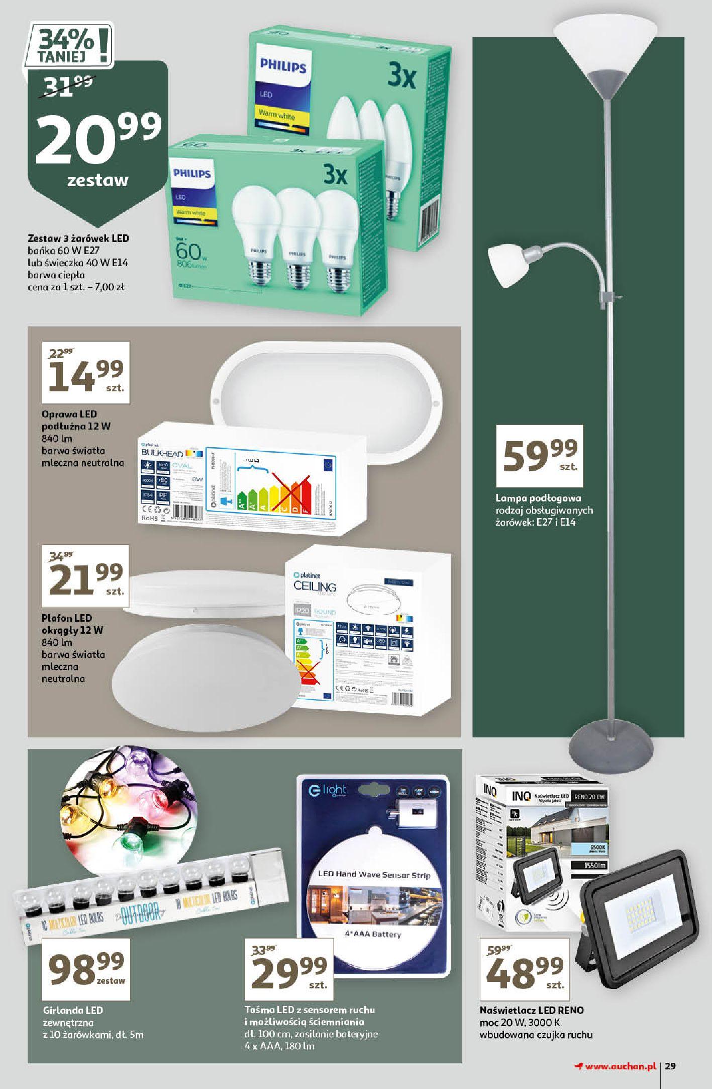 Gazetka Auchan - A love You Hipermarkety-12.02.2020-19.02.2020-page-29