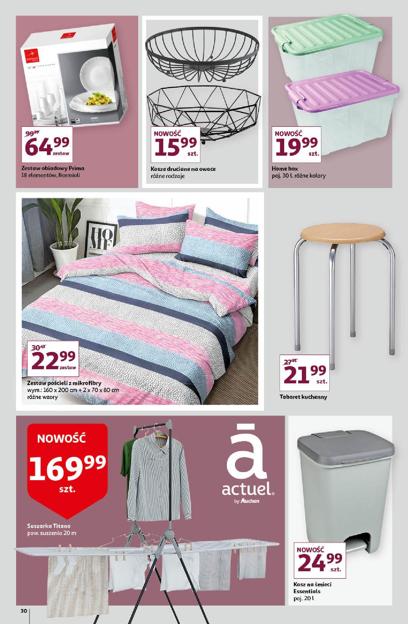 Gazetka Auchan - A love You Hipermarkety-12.02.2020-19.02.2020-page-30