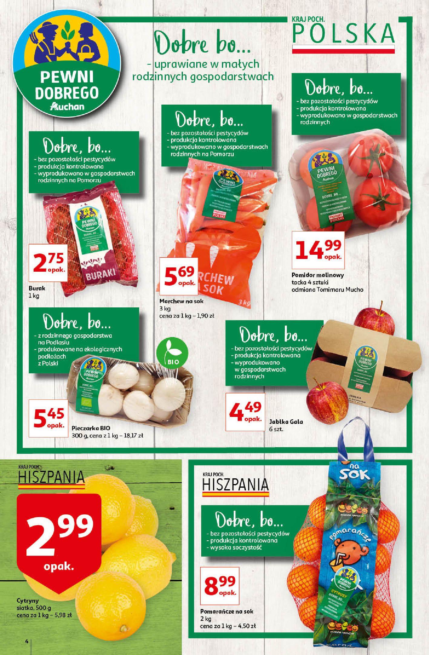 Gazetka Auchan - A love You Hipermarkety-12.02.2020-19.02.2020-page-4