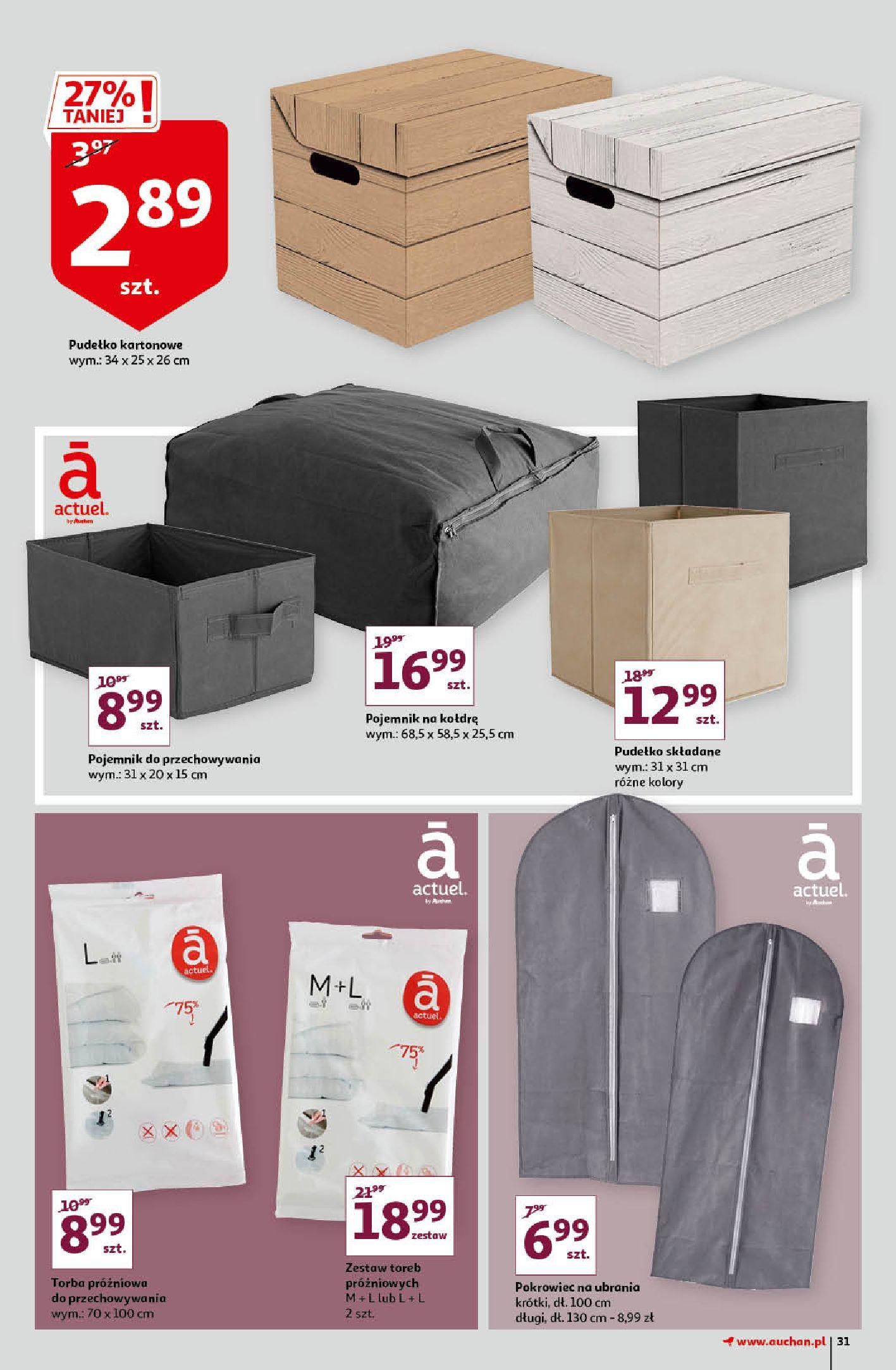 Gazetka Auchan - A love You Hipermarkety-12.02.2020-19.02.2020-page-31
