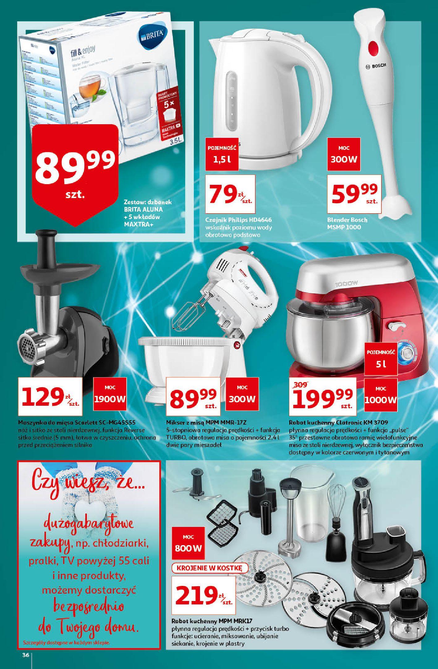 Gazetka Auchan - A love You Hipermarkety-12.02.2020-19.02.2020-page-36