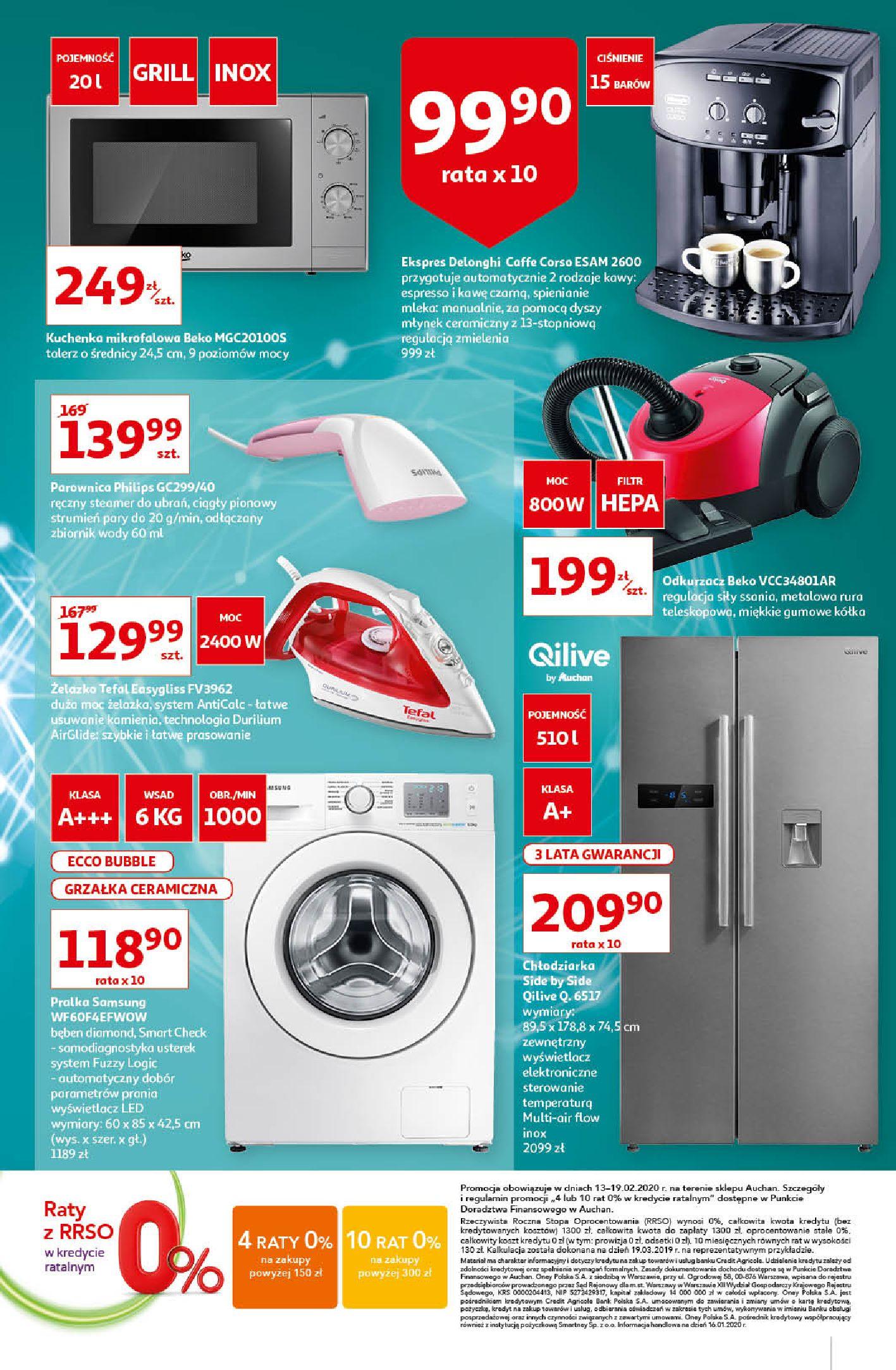Gazetka Auchan - A love You Hipermarkety-12.02.2020-19.02.2020-page-37