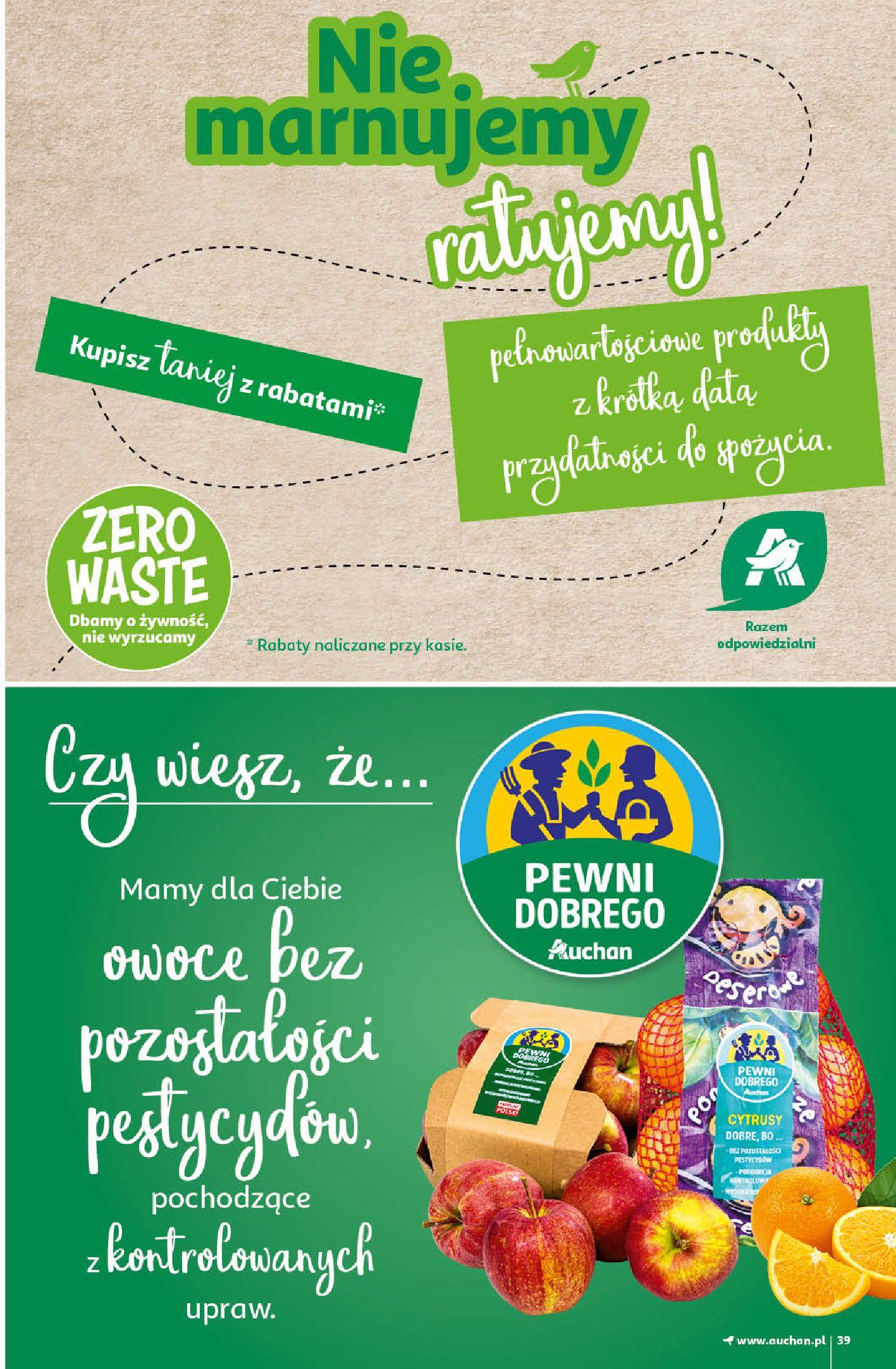 Gazetka Auchan - A love You Hipermarkety-12.02.2020-19.02.2020-page-39
