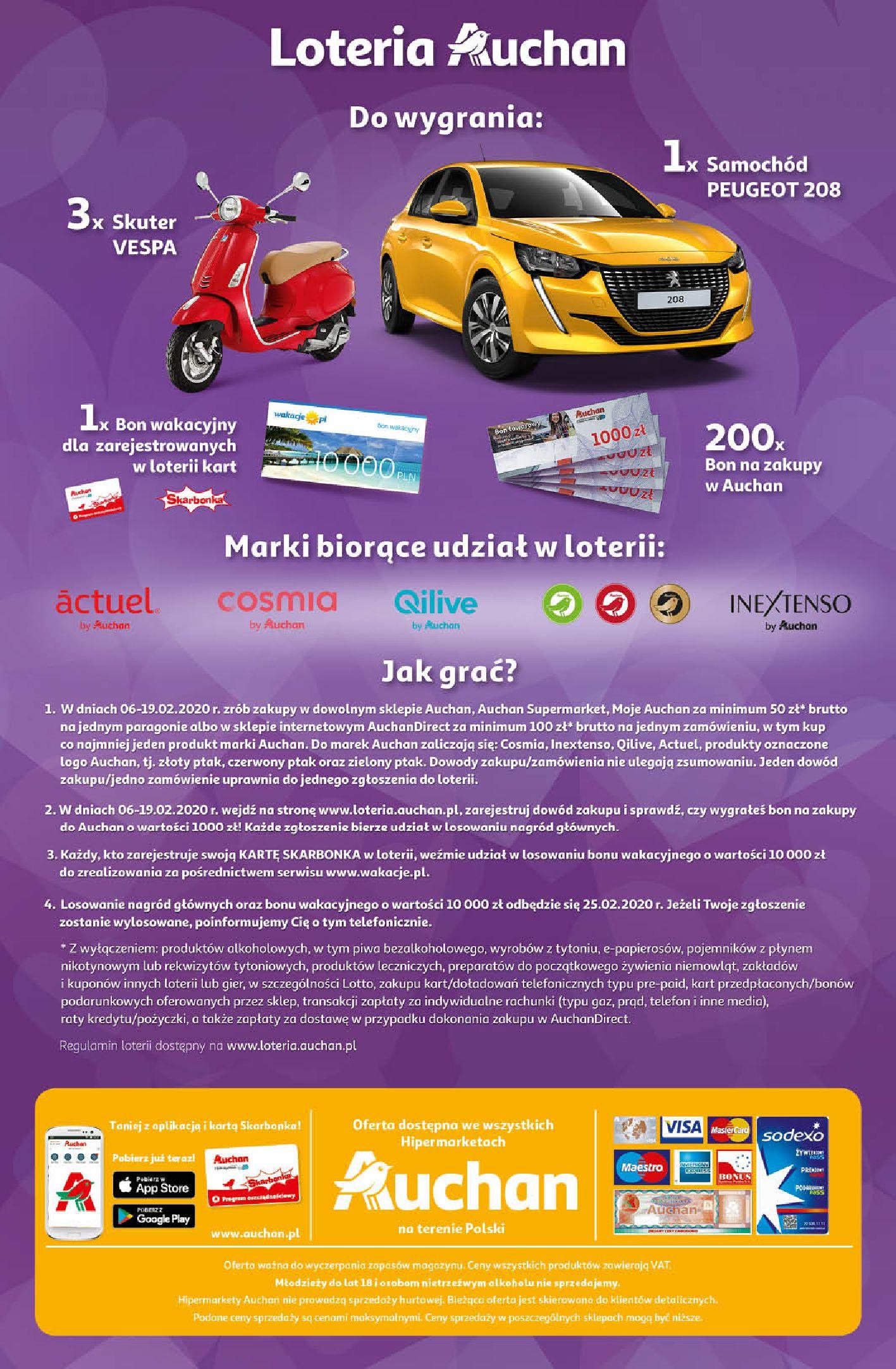 Gazetka Auchan - A love You Hipermarkety-12.02.2020-19.02.2020-page-40