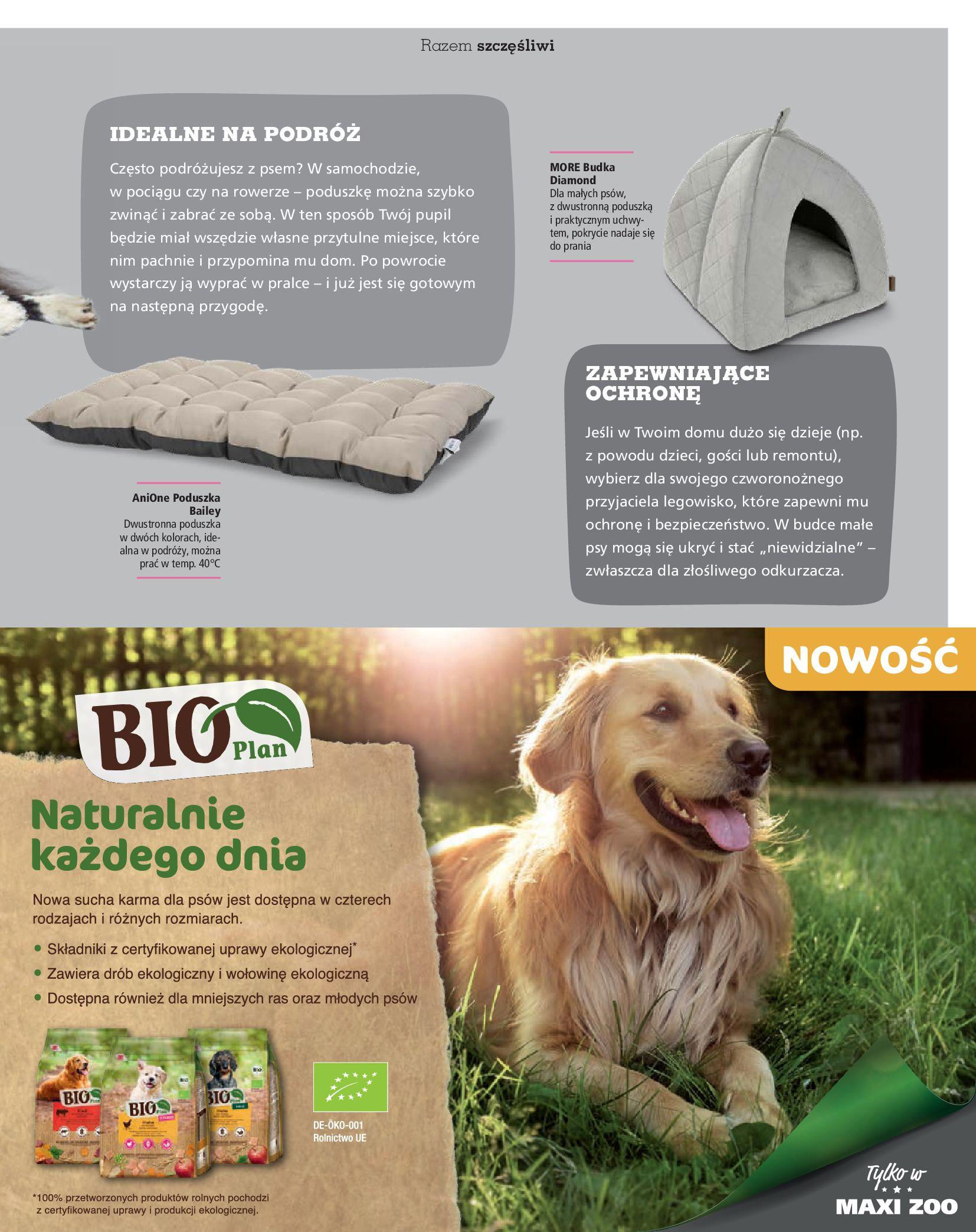 Gazetka Maxi Zoo: Gazetka Maxi Zoo 2021-08-09 page-47