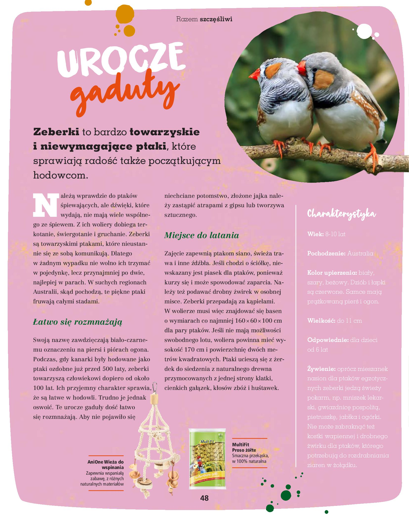 Gazetka Maxi Zoo: Gazetka Maxi Zoo 2021-08-09 page-48