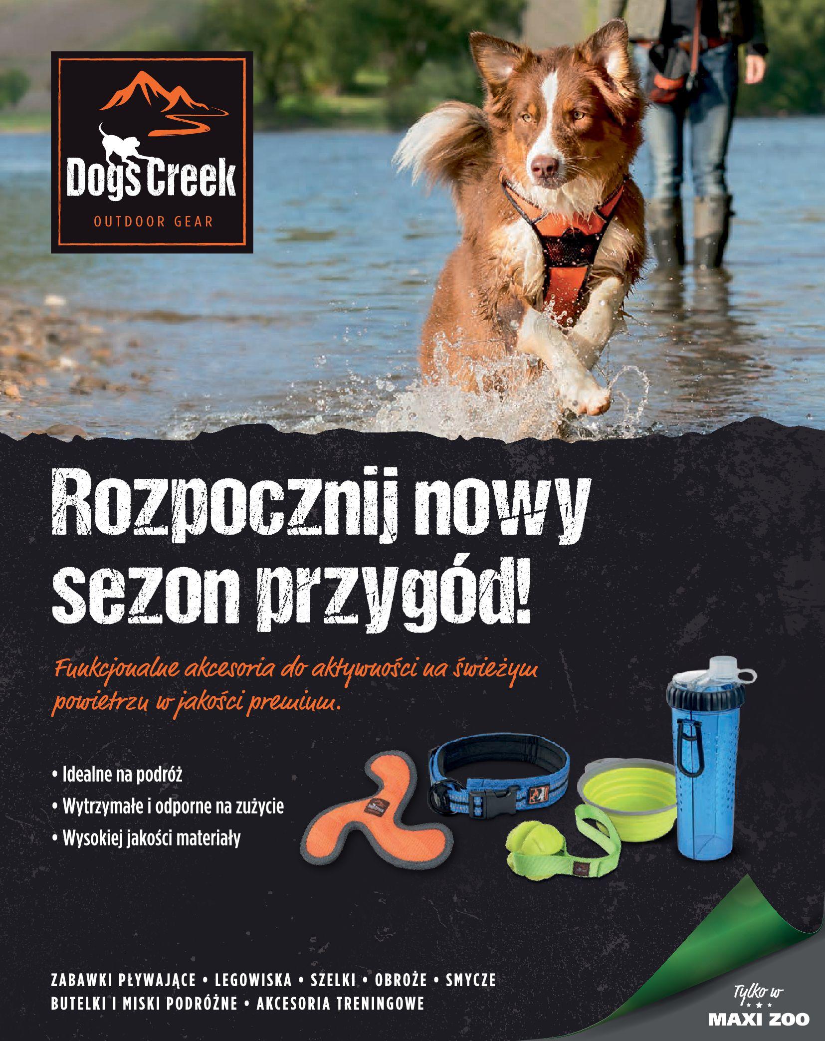 Gazetka Maxi Zoo: Gazetka Maxi Zoo 2021-08-09 page-51