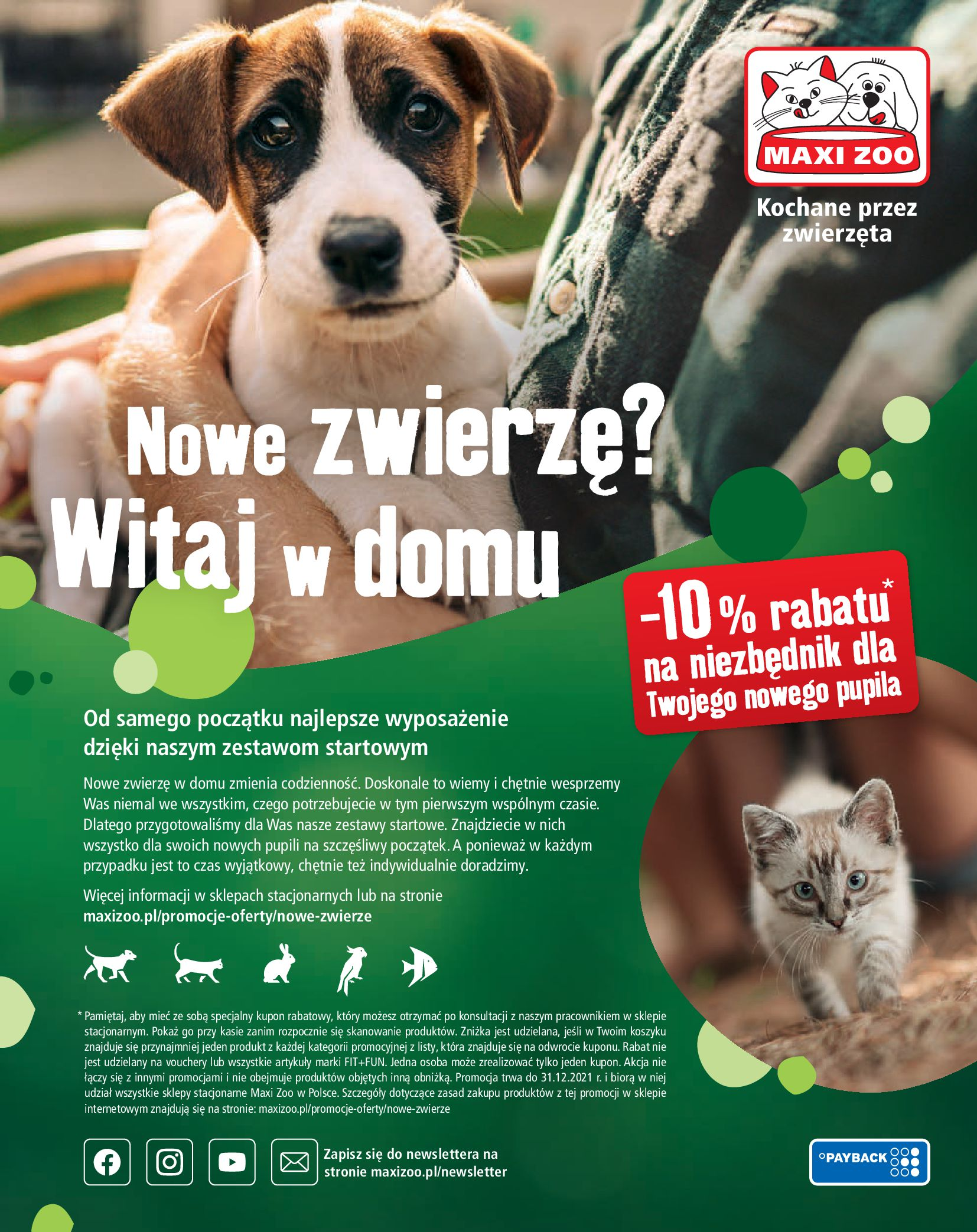 Gazetka Maxi Zoo: Gazetka Maxi Zoo 2021-08-09 page-56