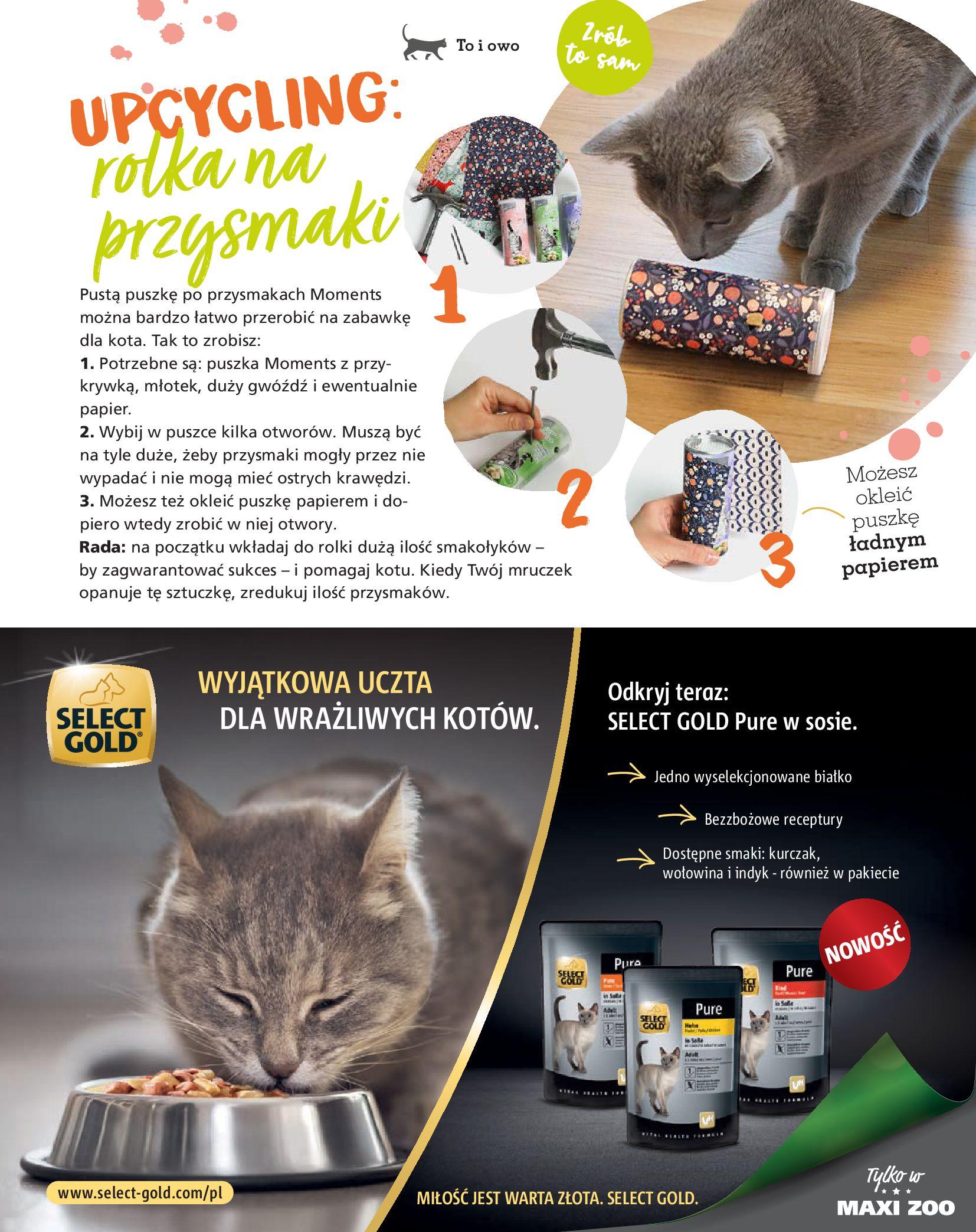 Gazetka Maxi Zoo: Gazetka Maxi Zoo 2021-08-09 page-7