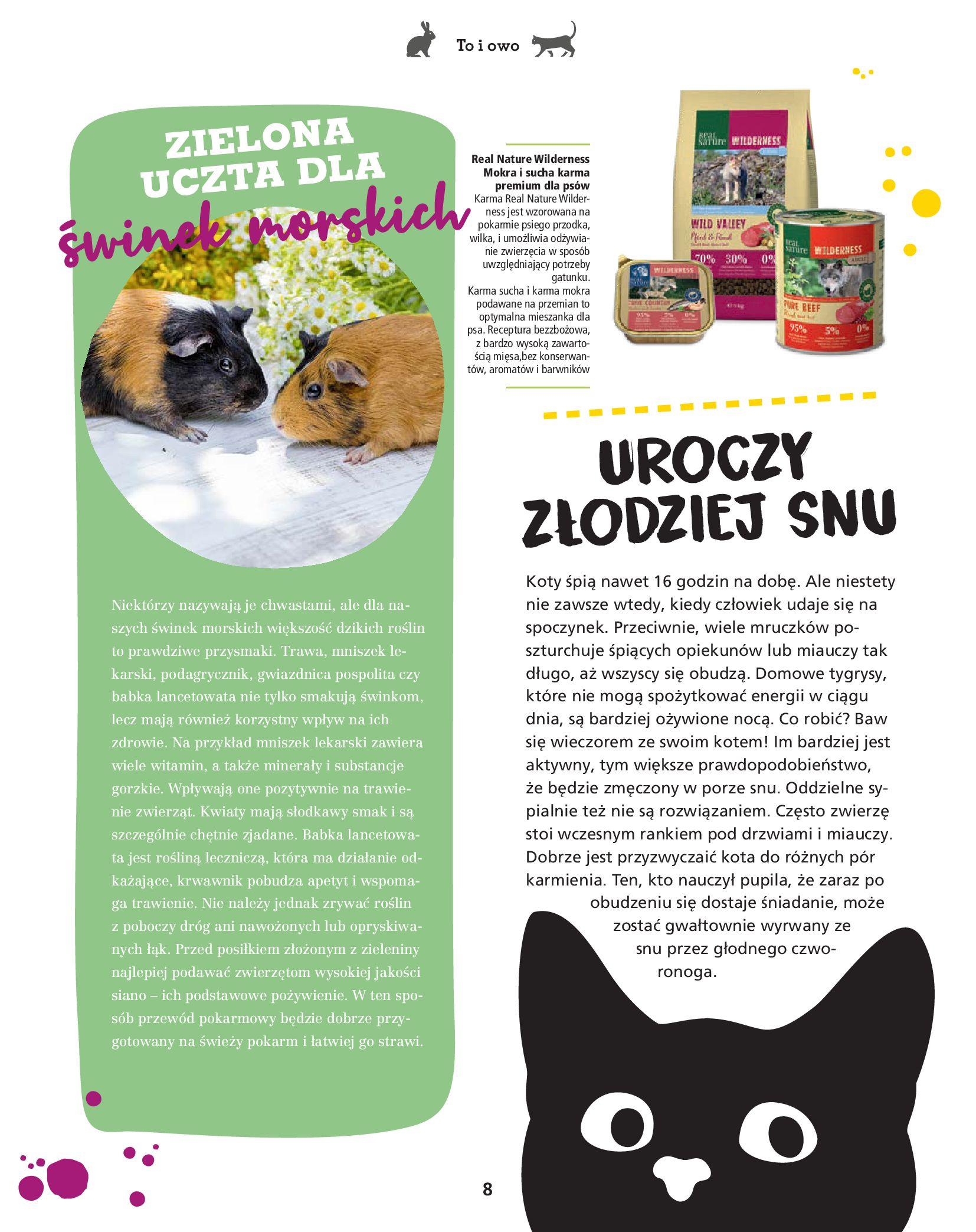 Gazetka Maxi Zoo: Gazetka Maxi Zoo 2021-08-09 page-8