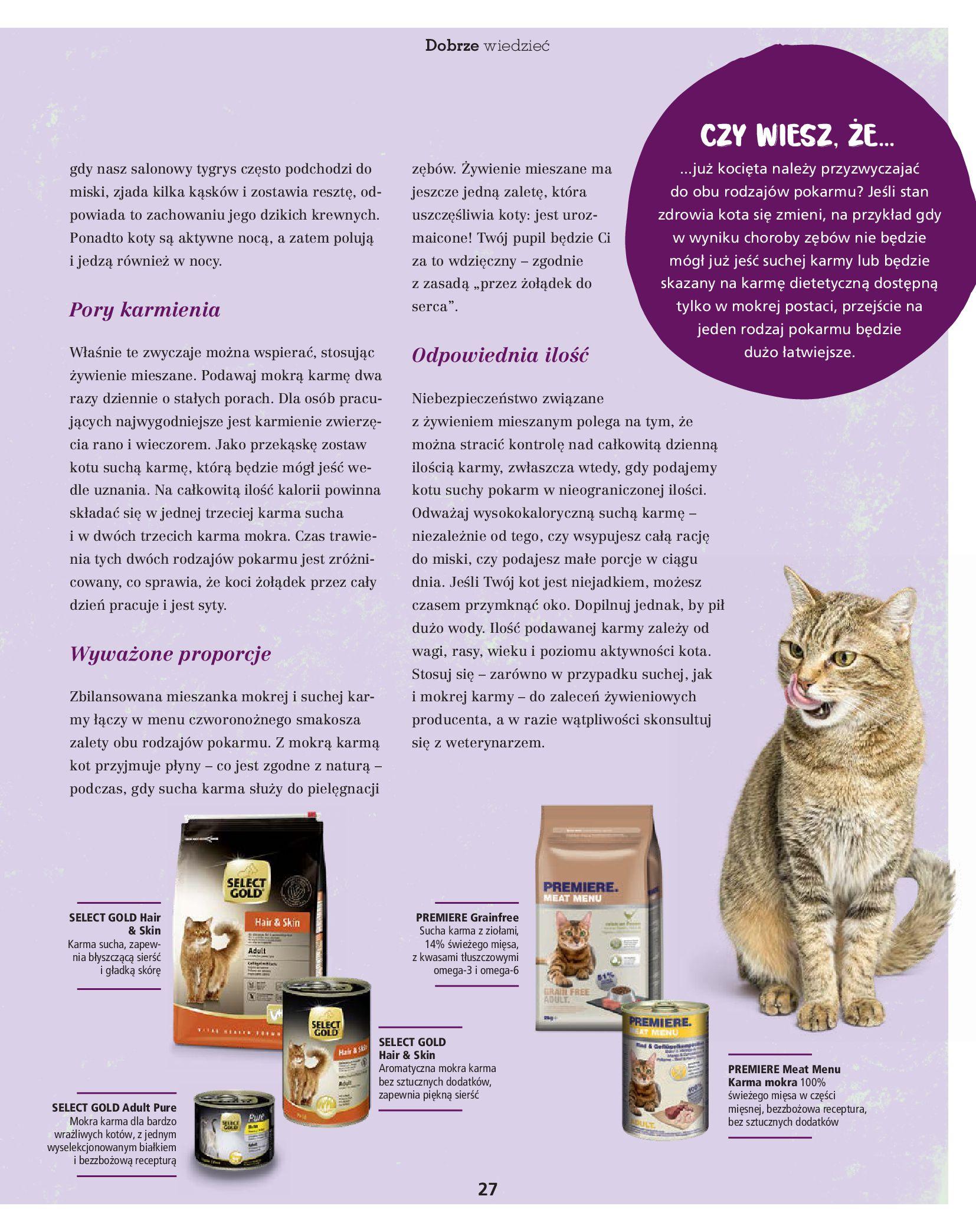 Gazetka Maxi Zoo: Gazetka Maxi Zoo 2021-08-09 page-27