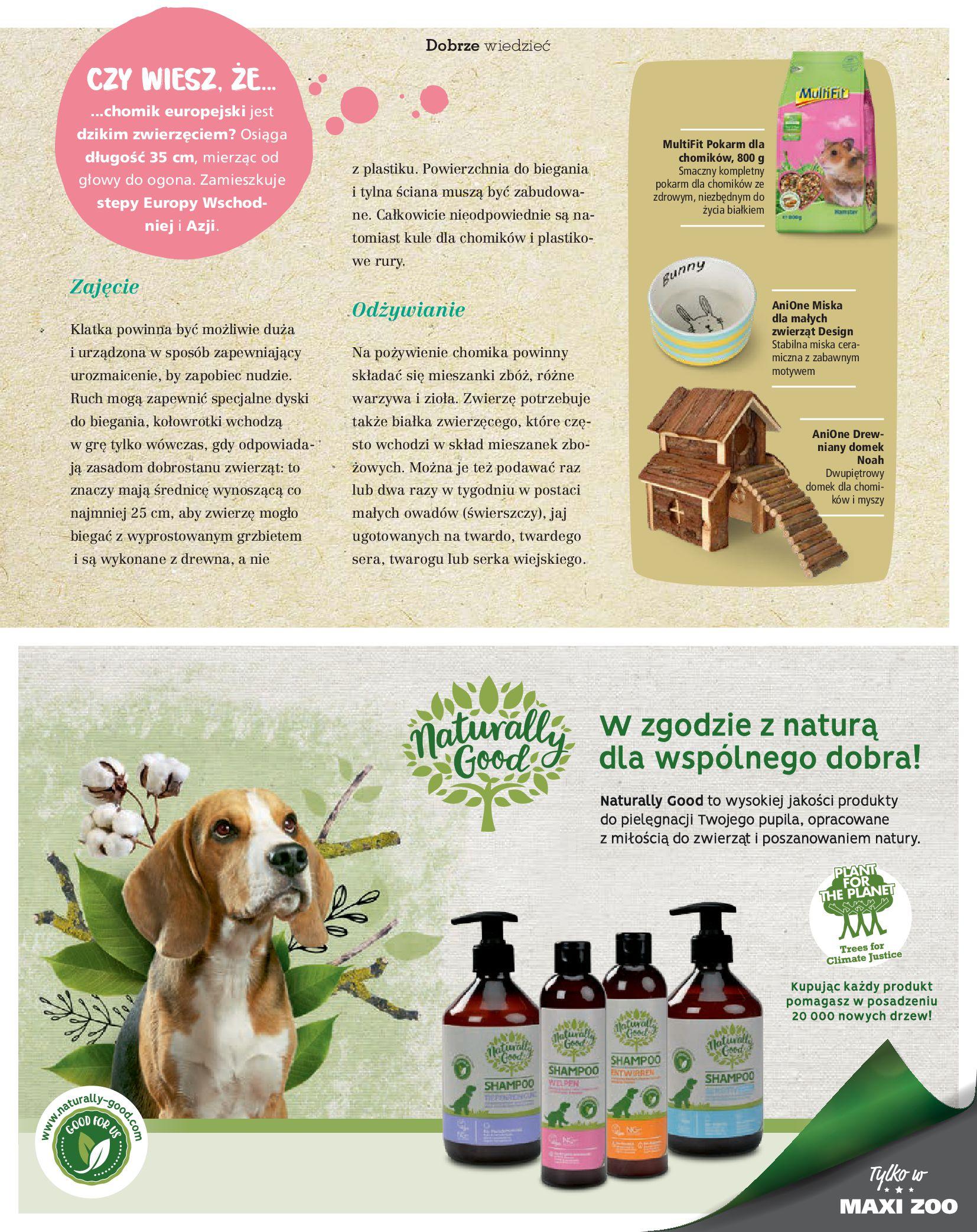 Gazetka Maxi Zoo: Gazetka Maxi Zoo 2021-08-09 page-33