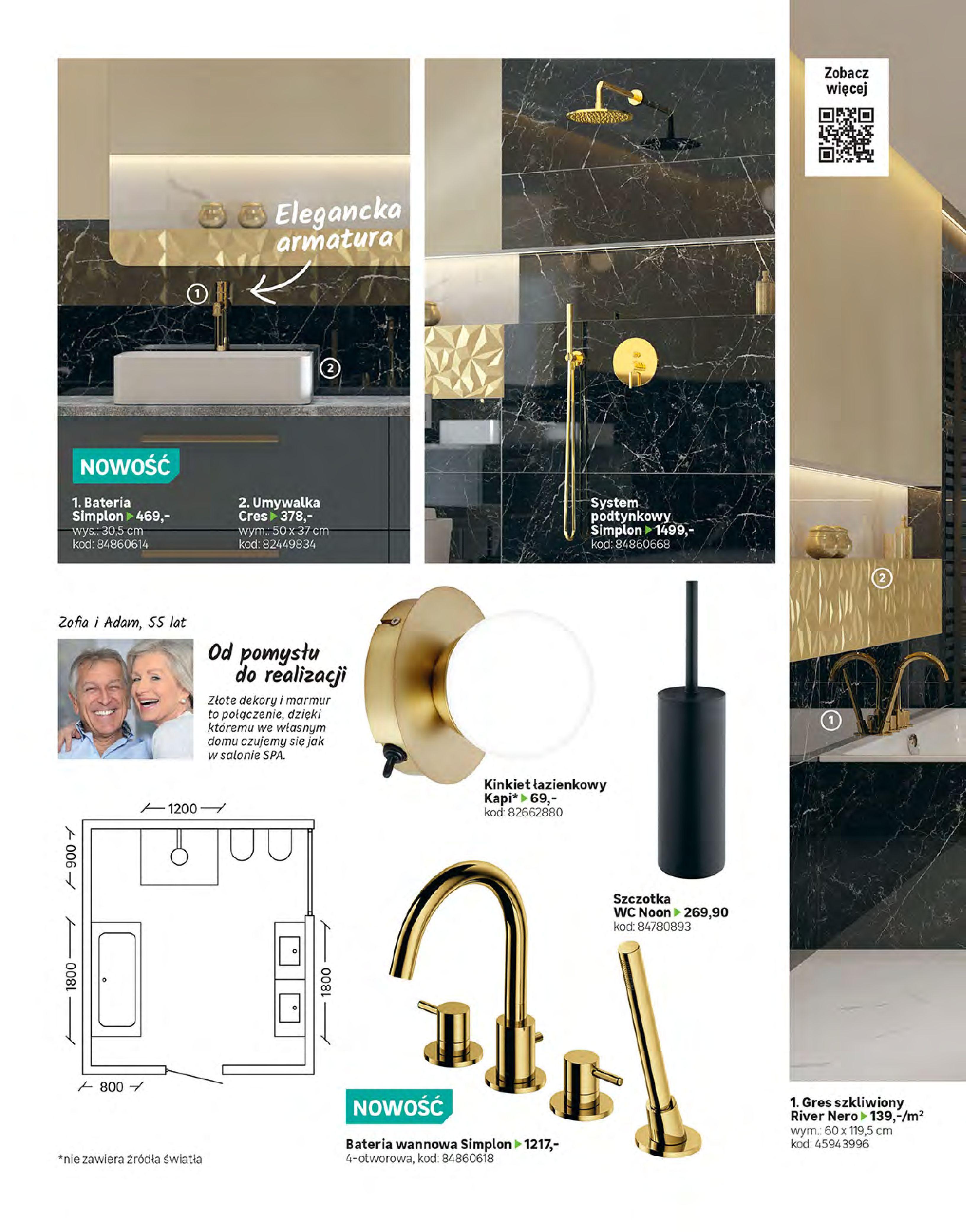 Gazetka Leroy Merlin: Gazetka Leroy Merlin - Katalog Projekty 2021-06-01 page-46