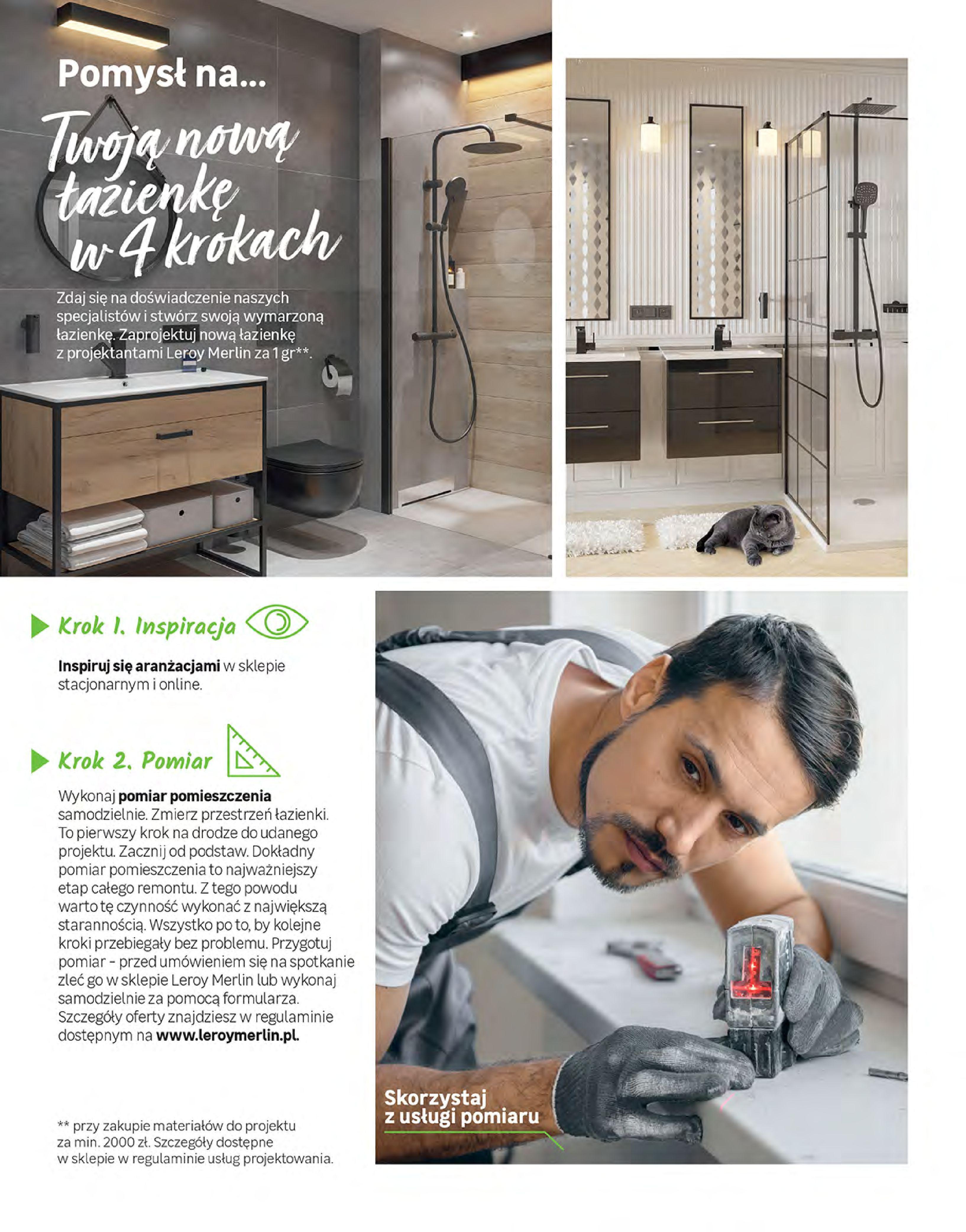 Gazetka Leroy Merlin: Gazetka Leroy Merlin - Katalog Projekty 2021-06-01 page-50