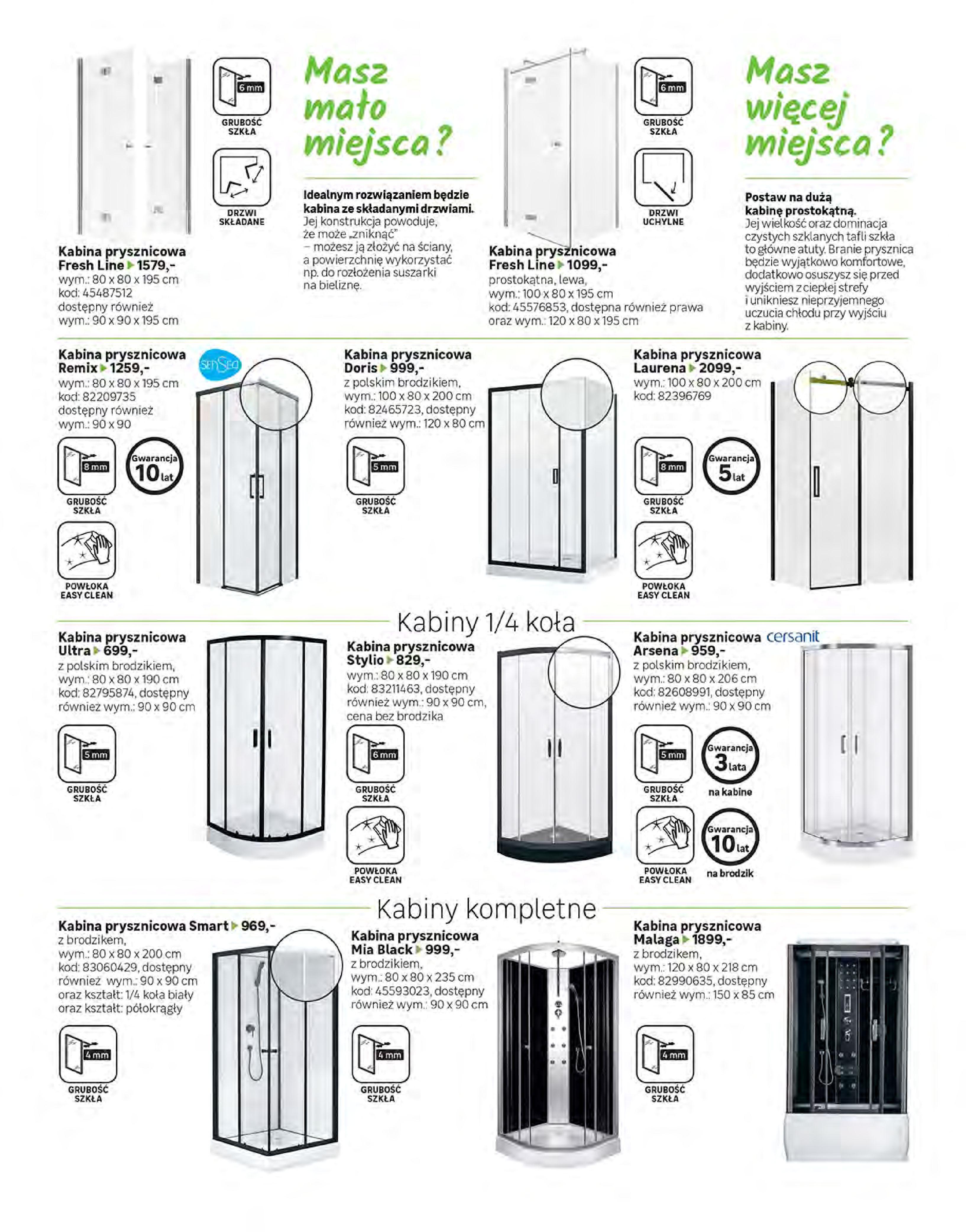 Gazetka Leroy Merlin: Gazetka Leroy Merlin - Katalog Projekty 2021-06-01 page-70