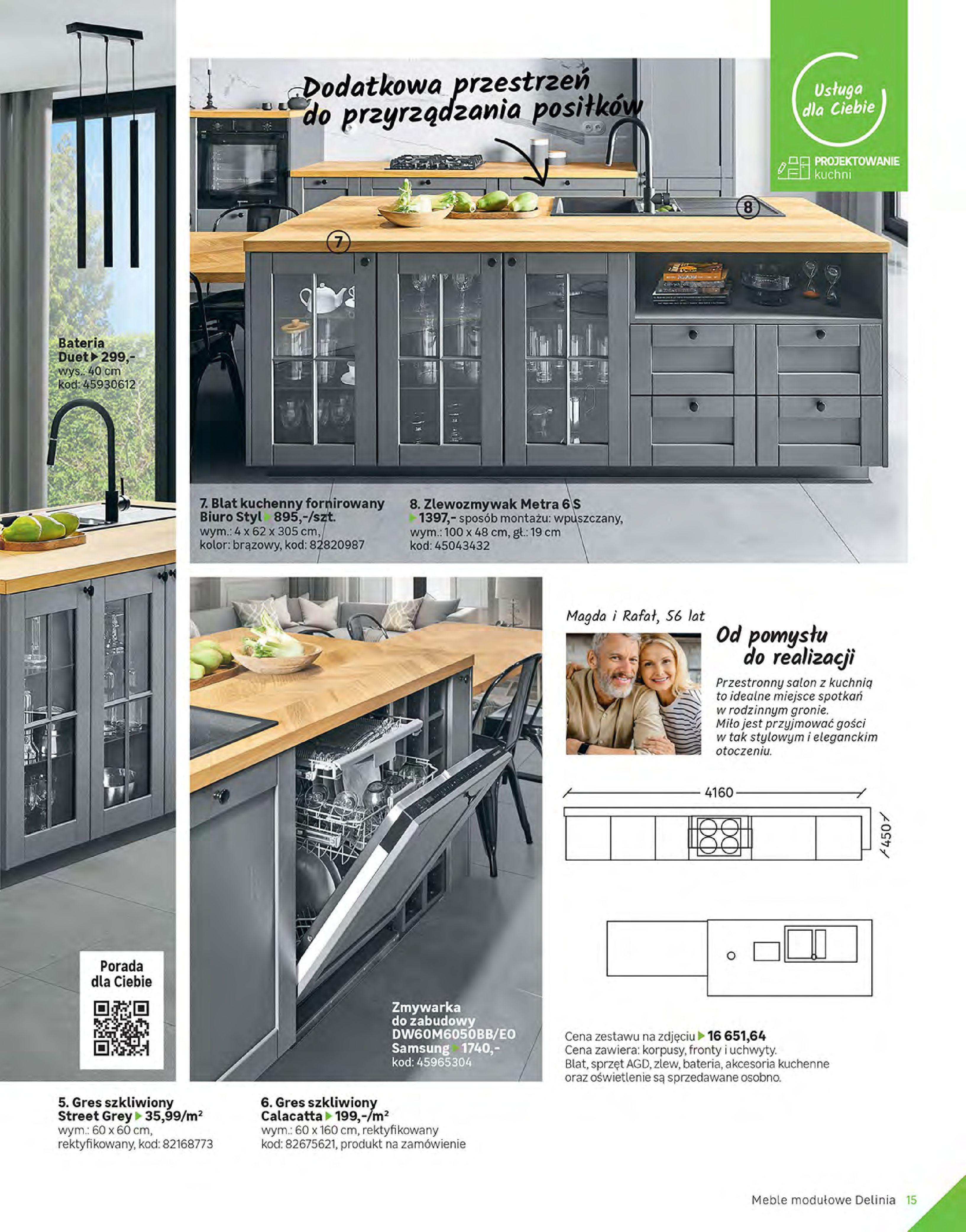 Gazetka Leroy Merlin: Gazetka Leroy Merlin - Katalog Projekty 2021-06-01 page-15