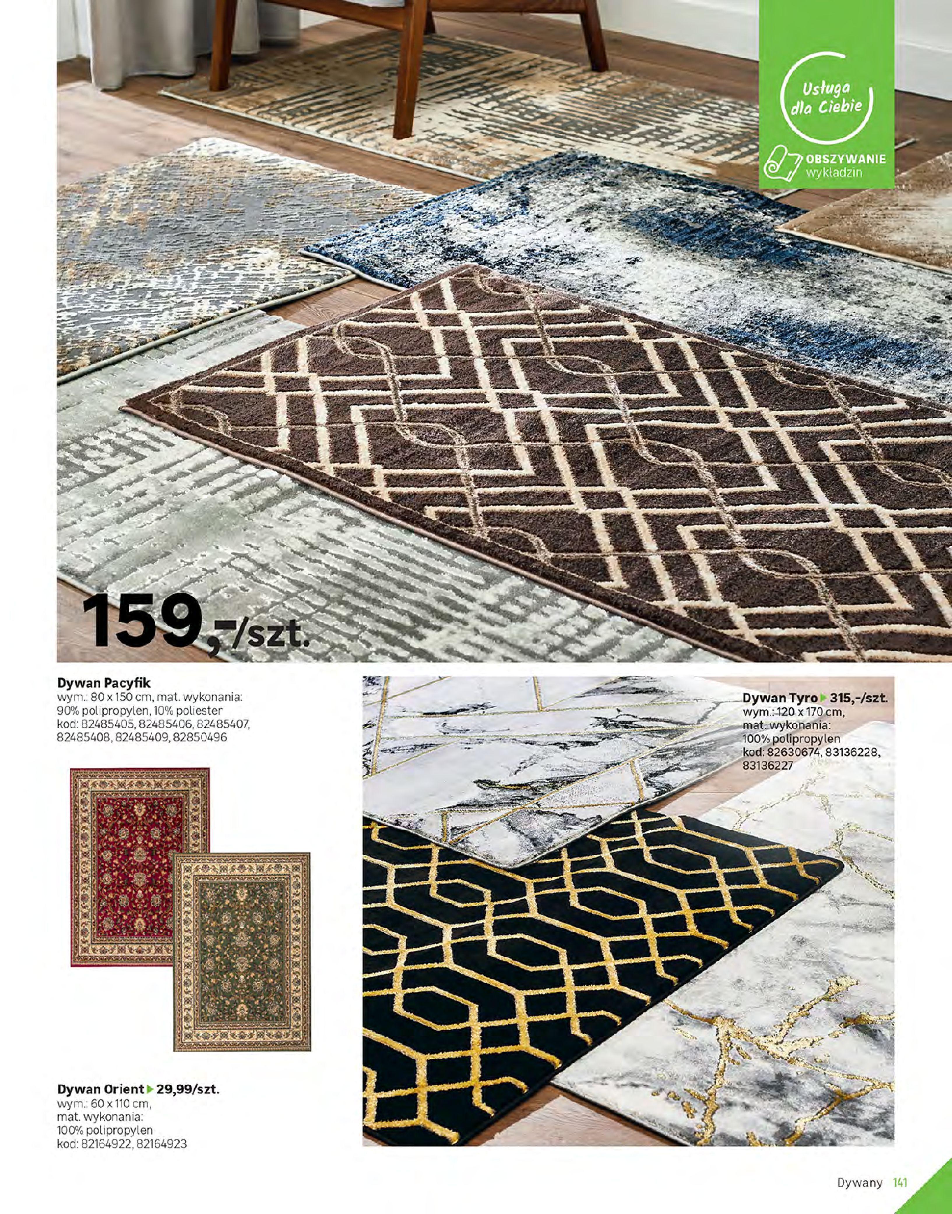 Gazetka Leroy Merlin: Gazetka Leroy Merlin - Katalog Projekty 2021-06-01 page-141