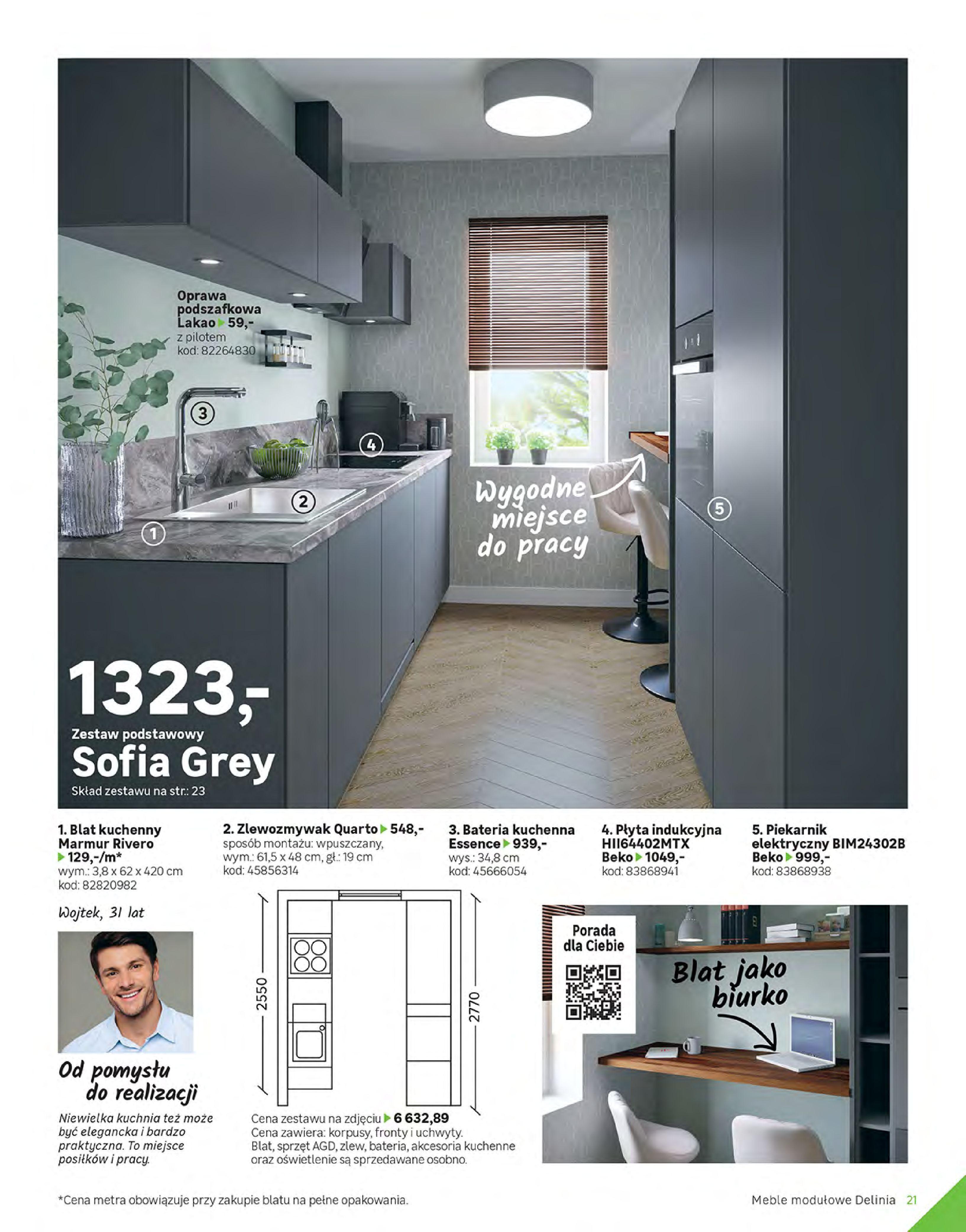 Gazetka Leroy Merlin: Gazetka Leroy Merlin - Katalog Projekty 2021-06-01 page-21
