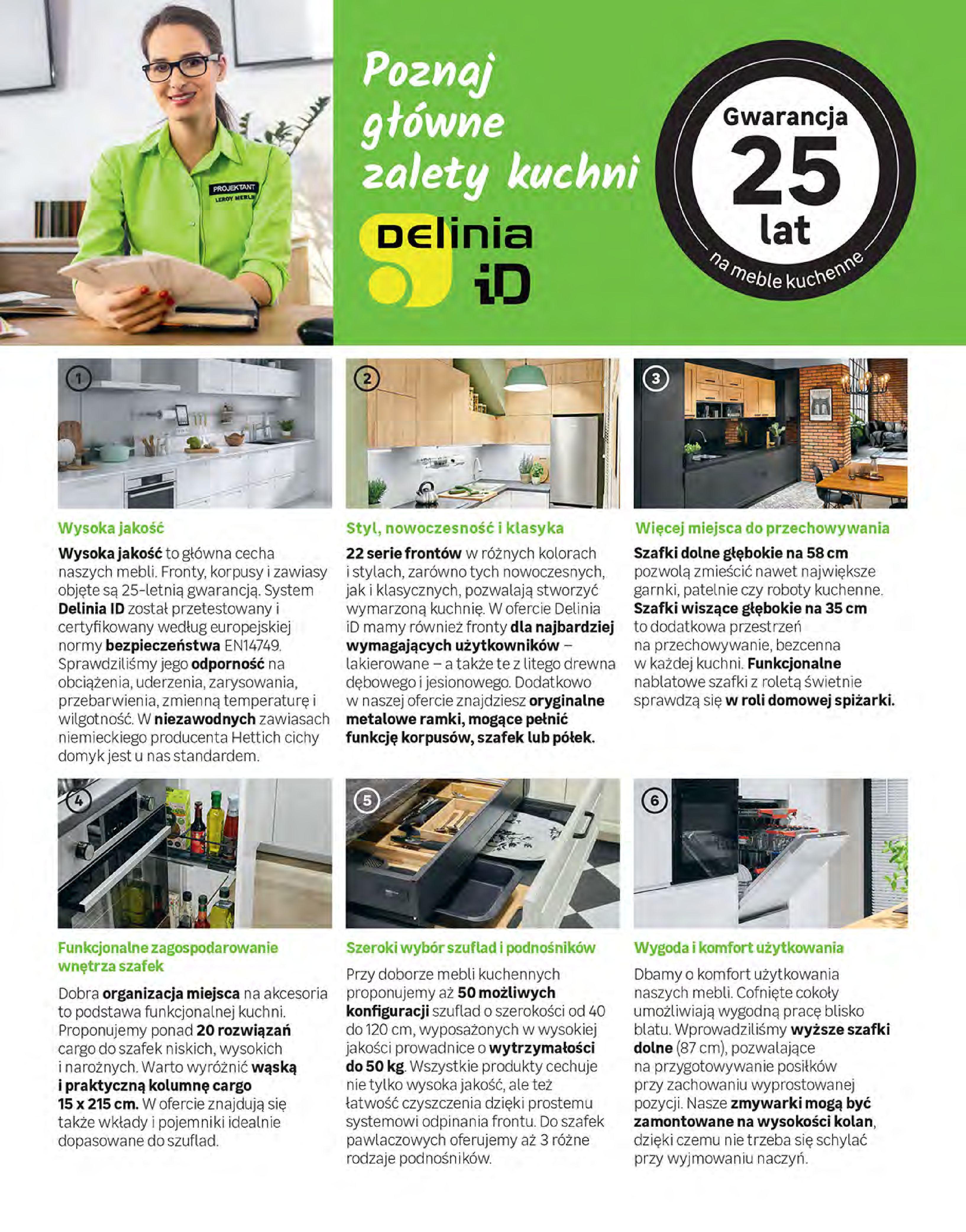 Gazetka Leroy Merlin: Gazetka Leroy Merlin - Katalog Projekty 2021-06-01 page-24
