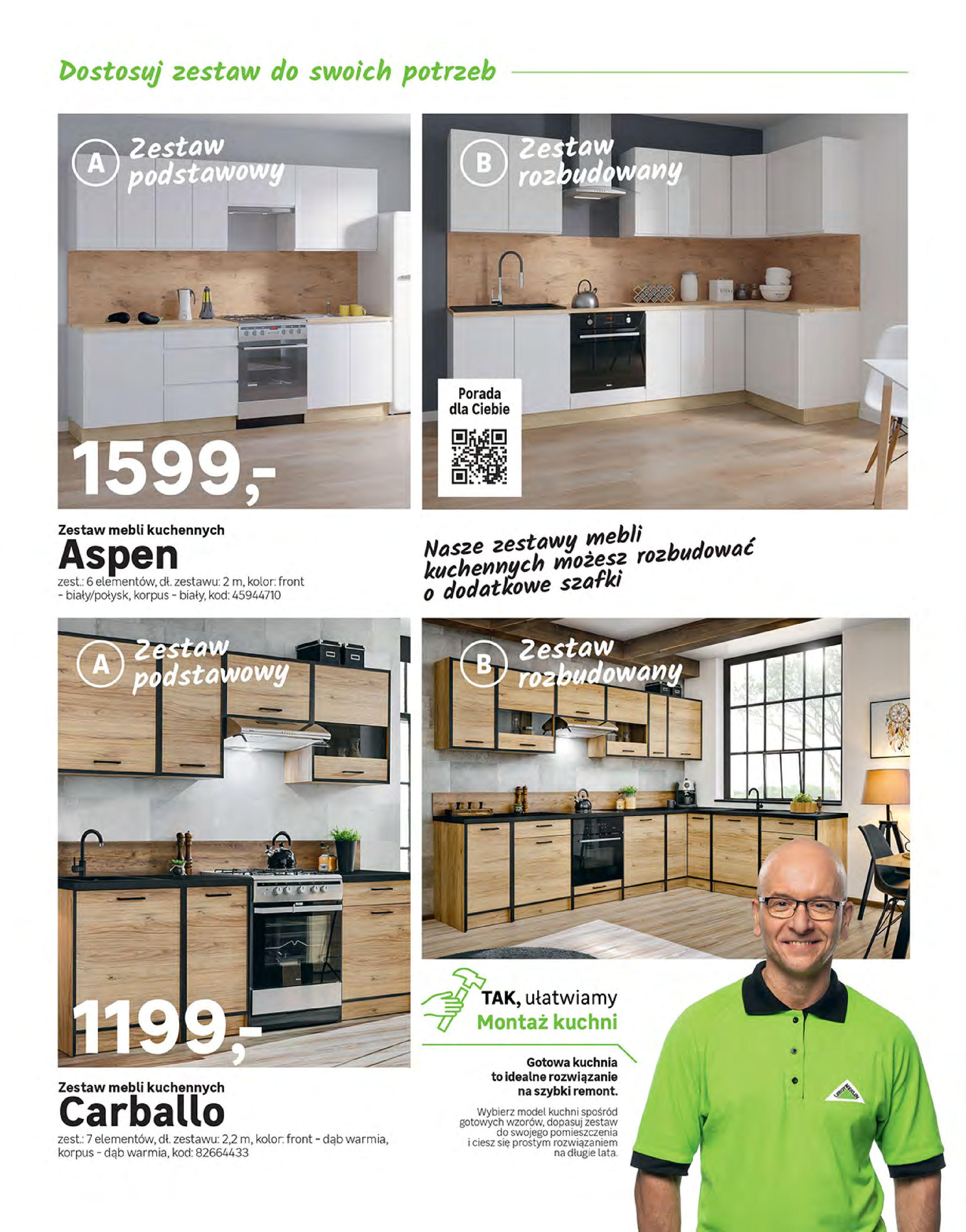 Gazetka Leroy Merlin: Gazetka Leroy Merlin - Katalog Projekty 2021-06-01 page-27