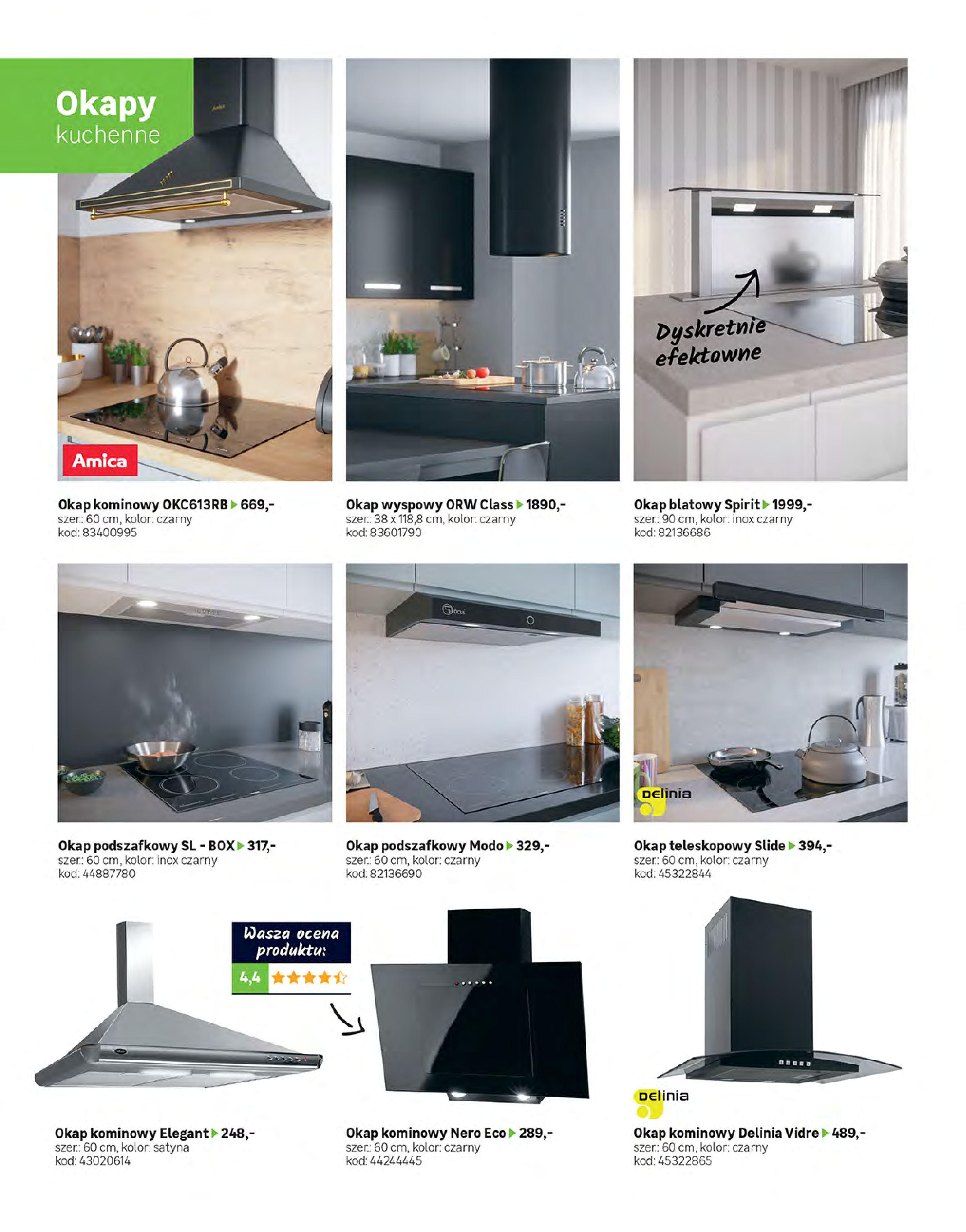 Gazetka Leroy Merlin: Gazetka Leroy Merlin - Katalog Projekty 2021-06-01 page-32