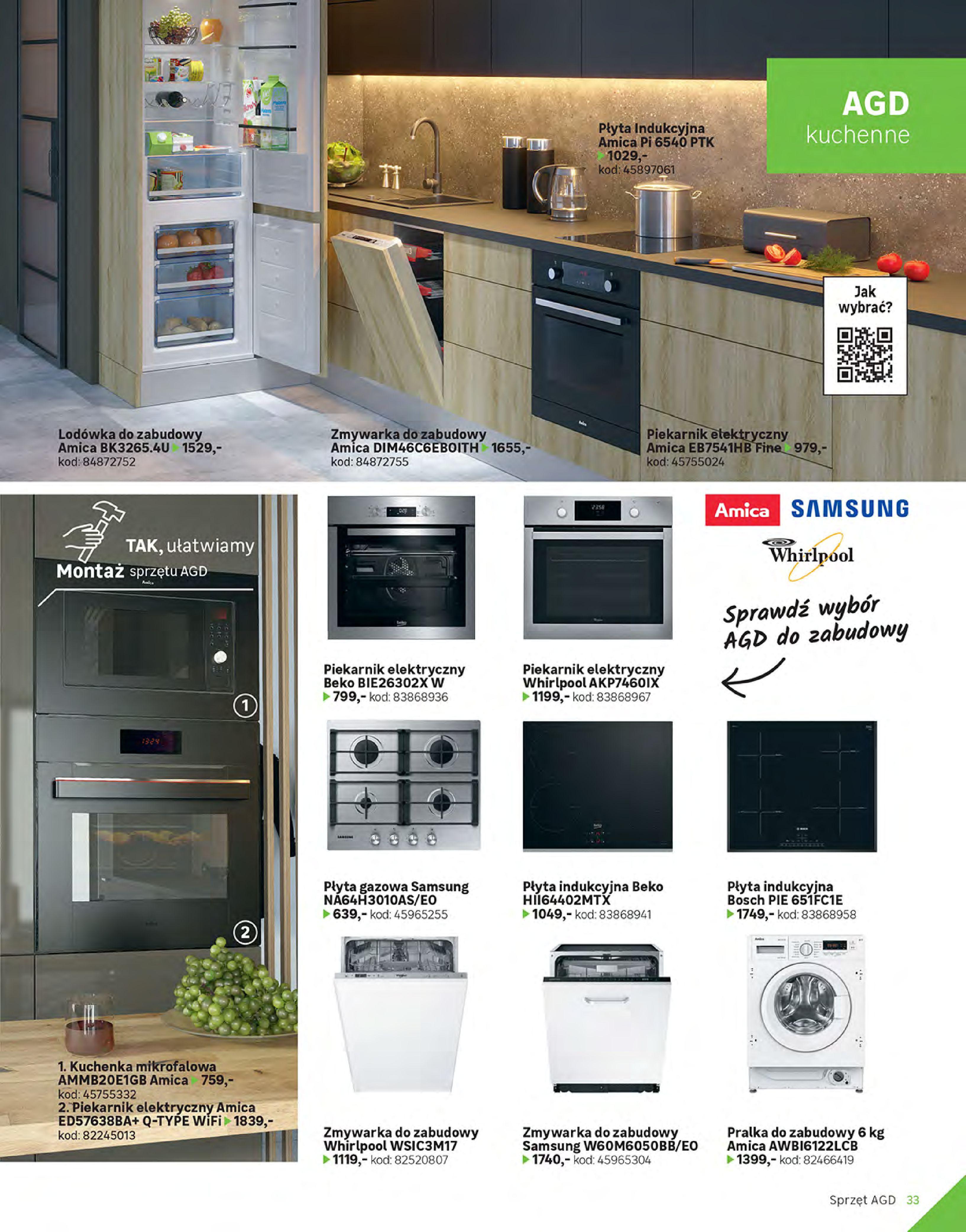 Gazetka Leroy Merlin: Gazetka Leroy Merlin - Katalog Projekty 2021-06-01 page-33