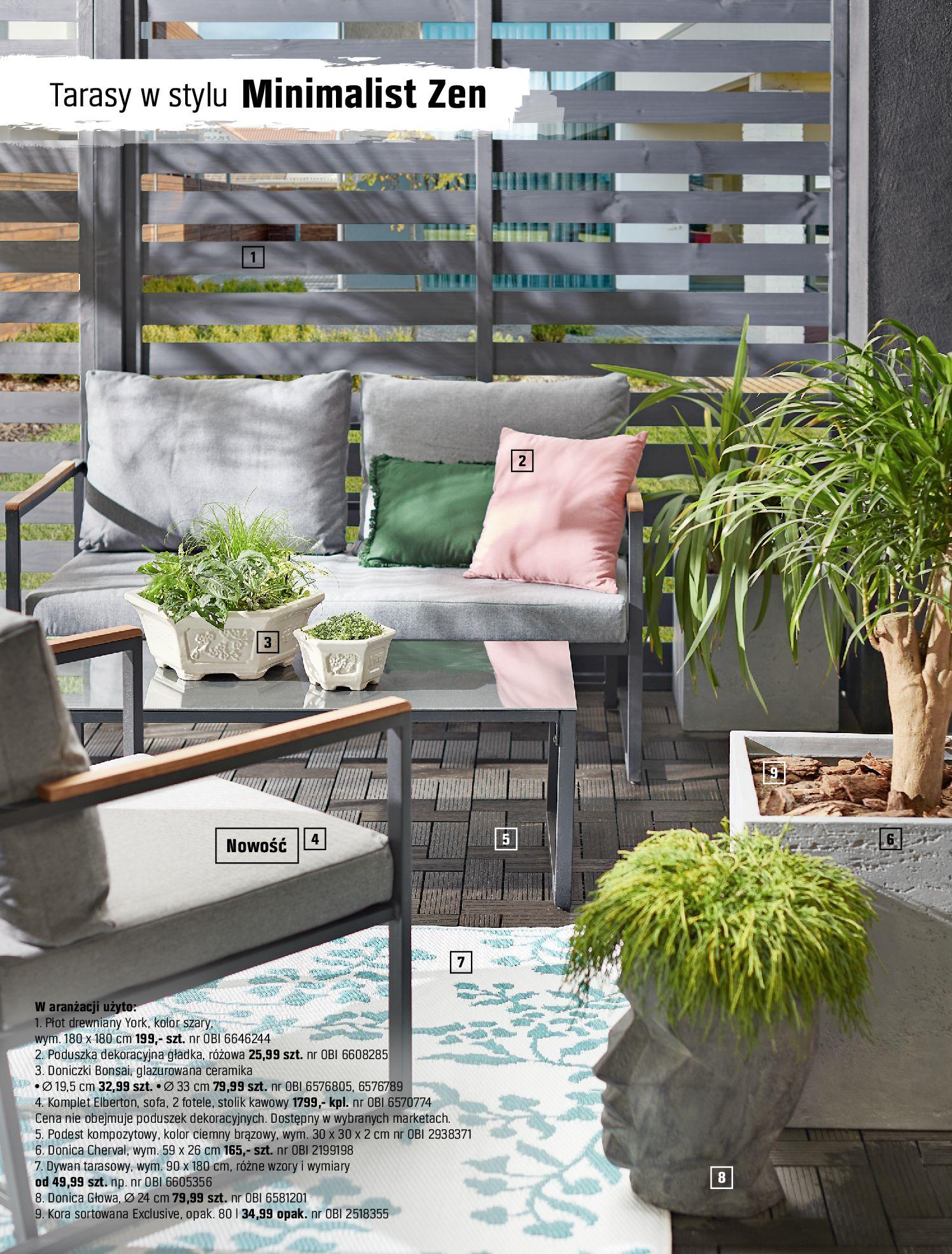 Gazetka OBI: Katalog OBI - Ogród, balkon, taras 2021-05-14 page-48