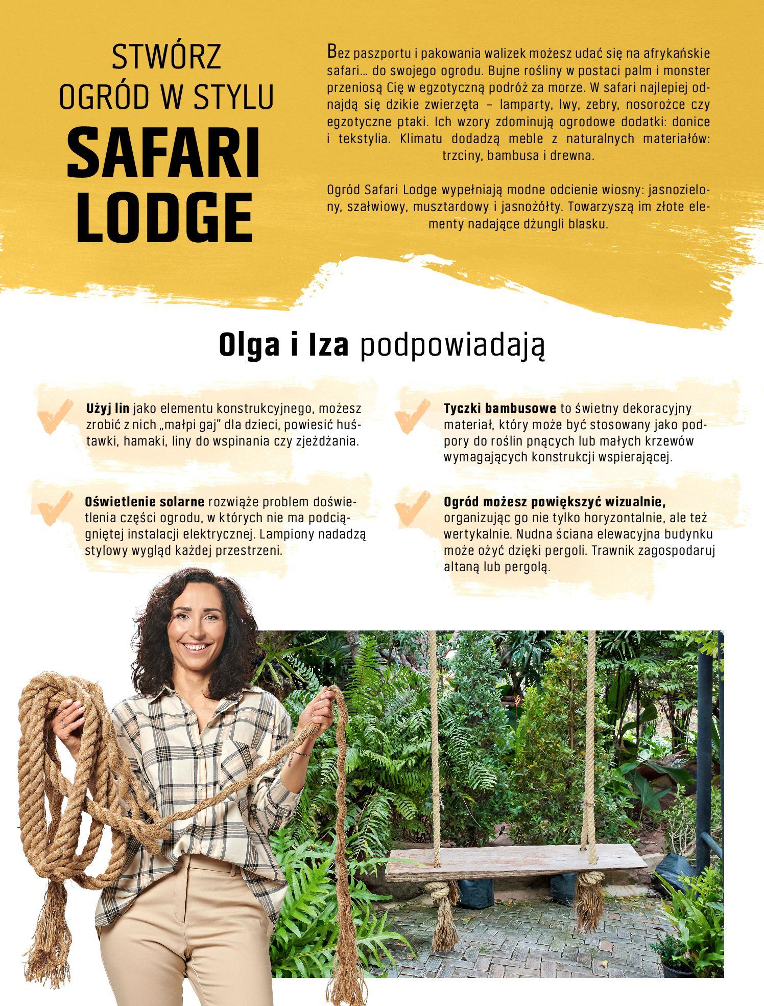 Gazetka OBI: Katalog OBI - Ogród, balkon, taras 2021-05-14 page-6