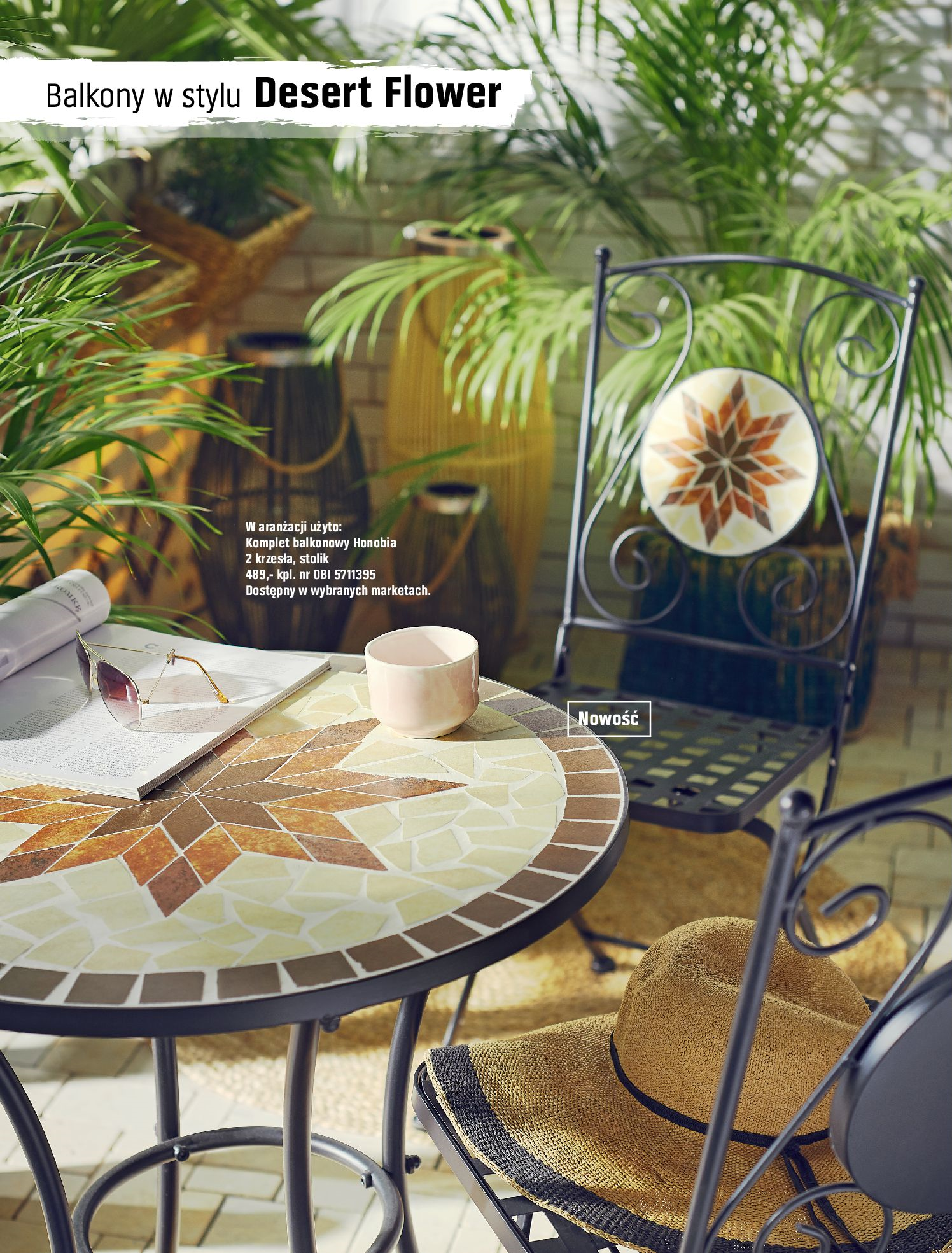 Gazetka OBI: Katalog OBI - Ogród, balkon, taras 2021-05-14 page-74