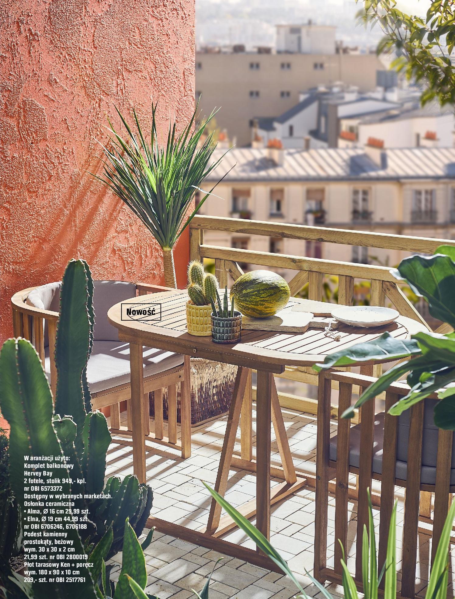 Gazetka OBI: Katalog OBI - Ogród, balkon, taras 2021-05-14 page-77