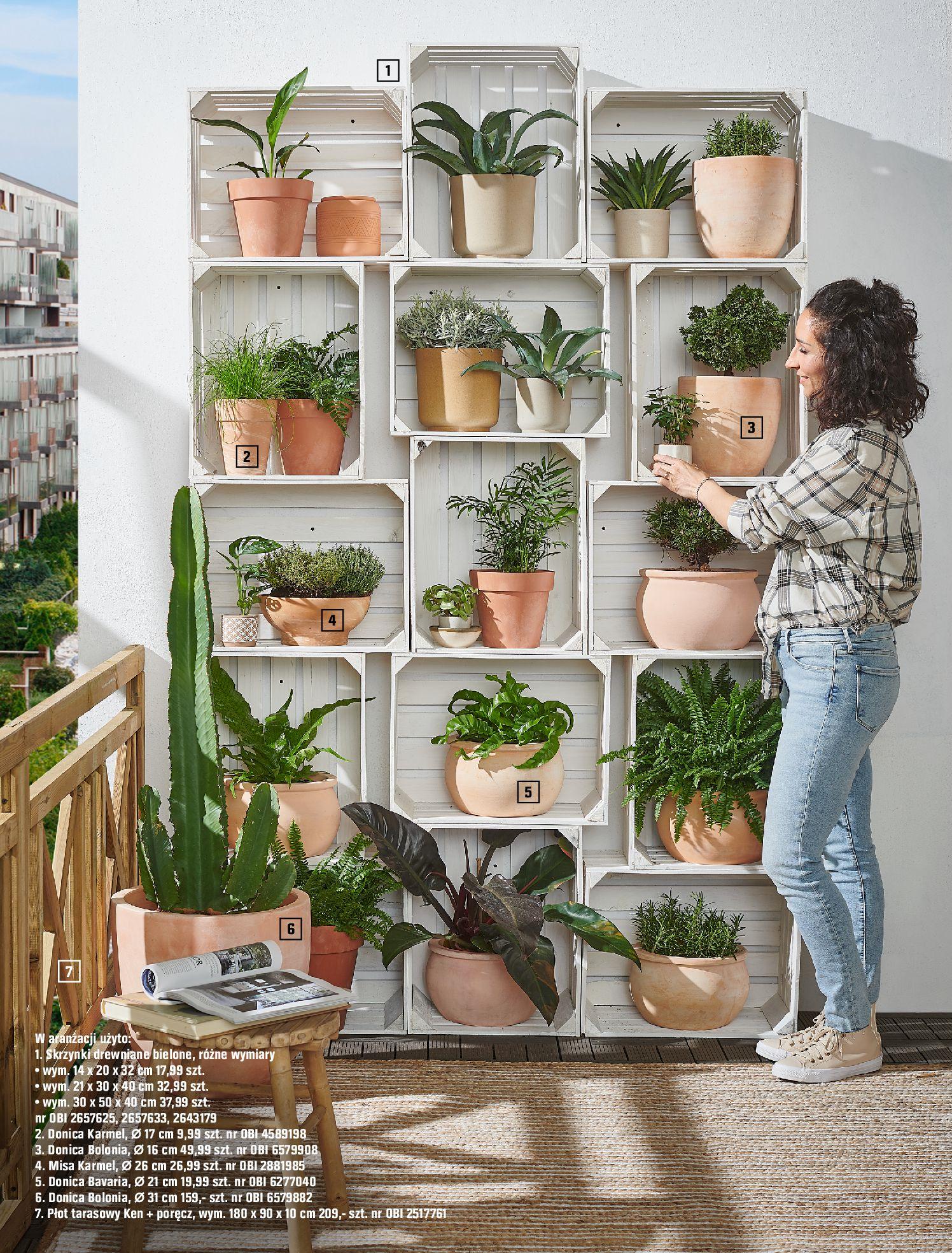 Gazetka OBI: Katalog OBI - Ogród, balkon, taras 2021-05-14 page-78
