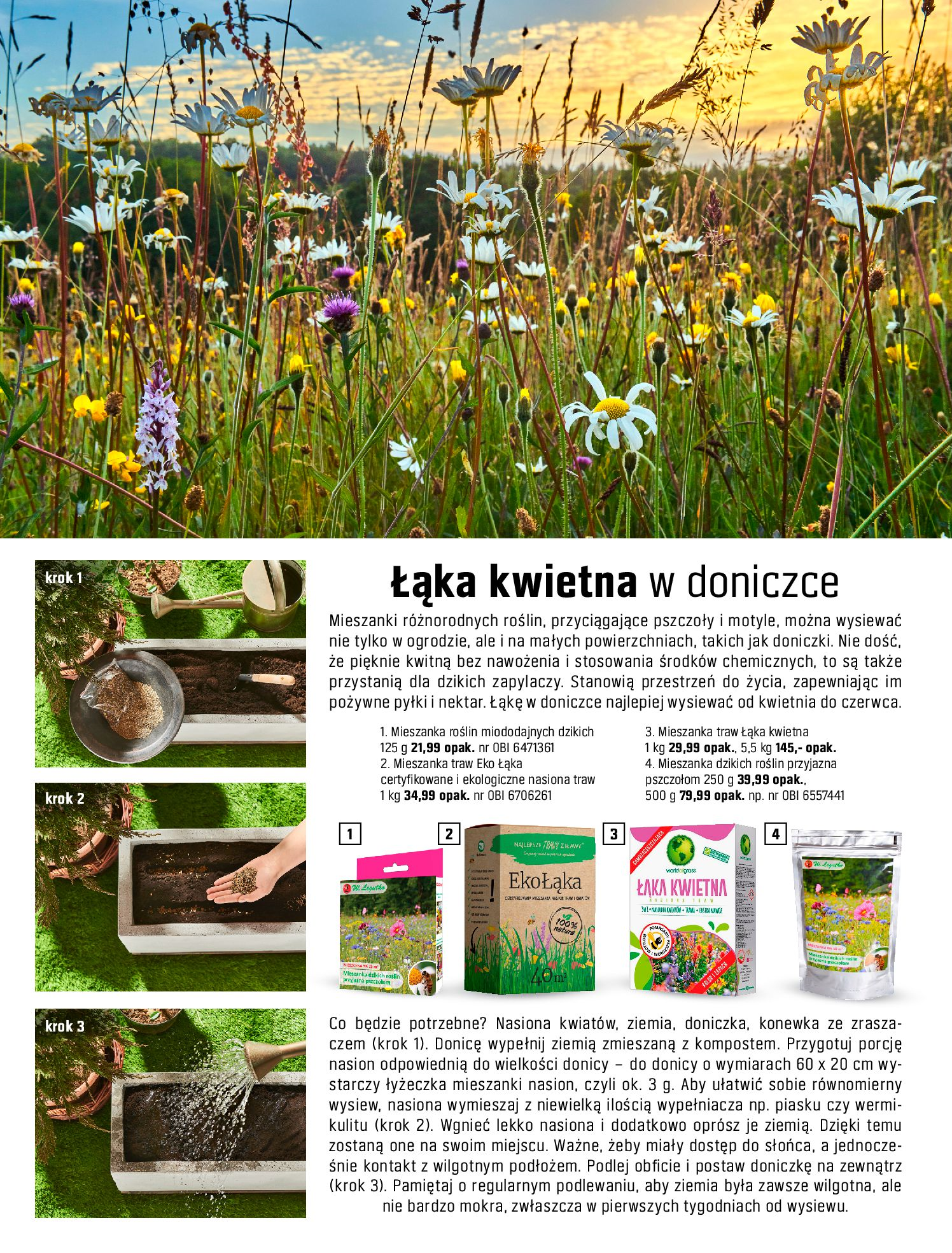 Gazetka OBI: Katalog OBI - Ogród, balkon, taras 2021-05-14 page-84