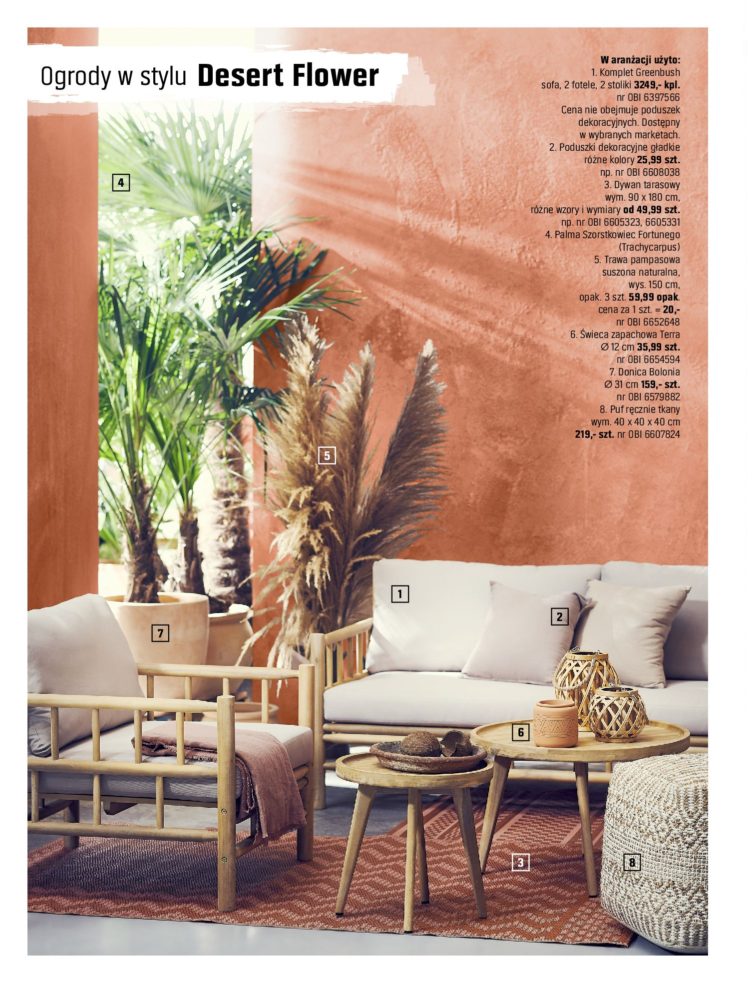 Gazetka OBI: Katalog OBI - Ogród, balkon, taras 2021-05-14 page-12