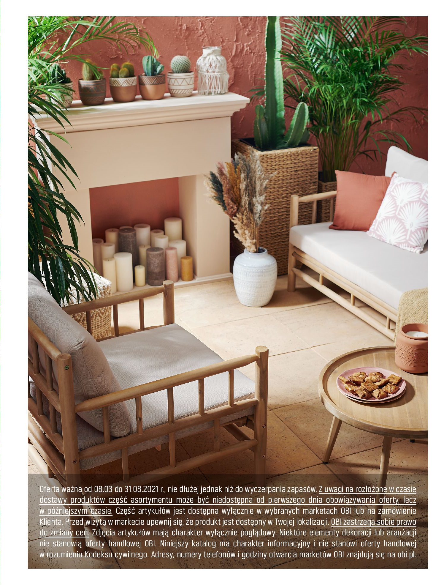 Gazetka OBI: Katalog OBI - Ogród, balkon, taras 2021-05-14 page-123