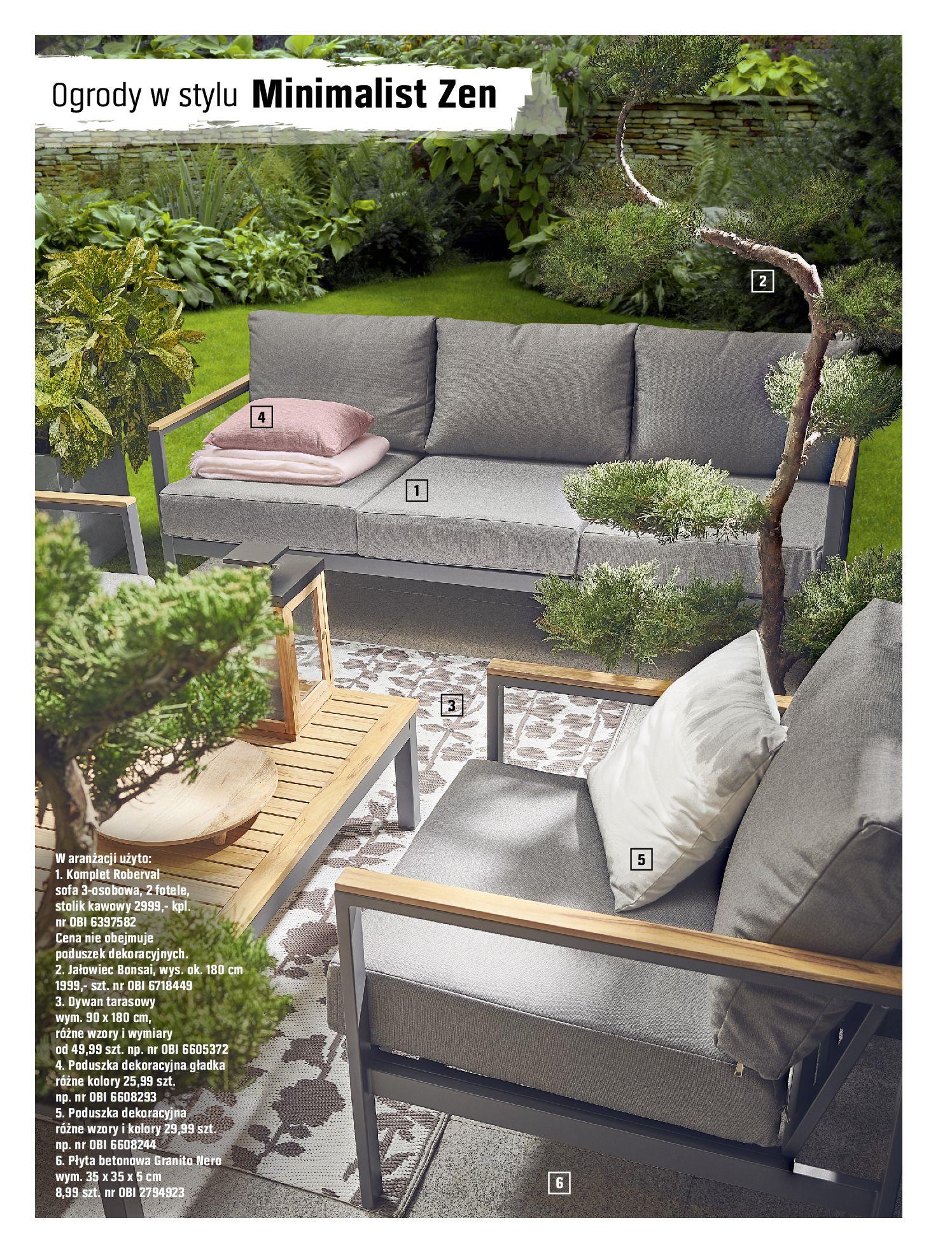 Gazetka OBI: Katalog OBI - Ogród, balkon, taras 2021-05-14 page-16