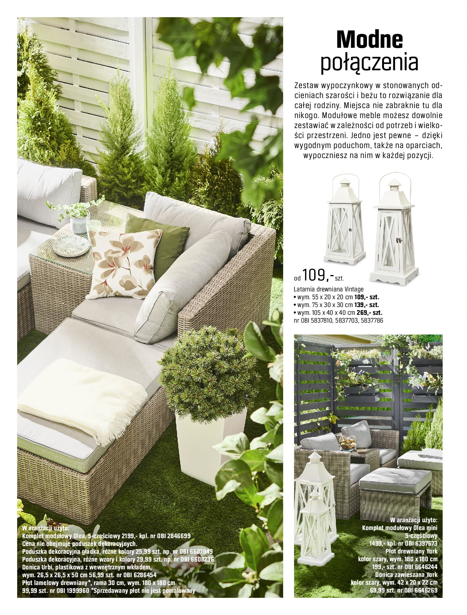 Gazetka OBI: Katalog OBI - Ogród, balkon, taras 2021-05-14 page-26