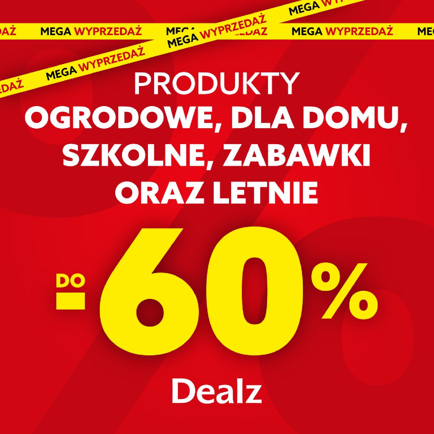 Gazetka Dealz : Gazetka Dealz - Mega wyprzedażde 2021-09-13 page-3