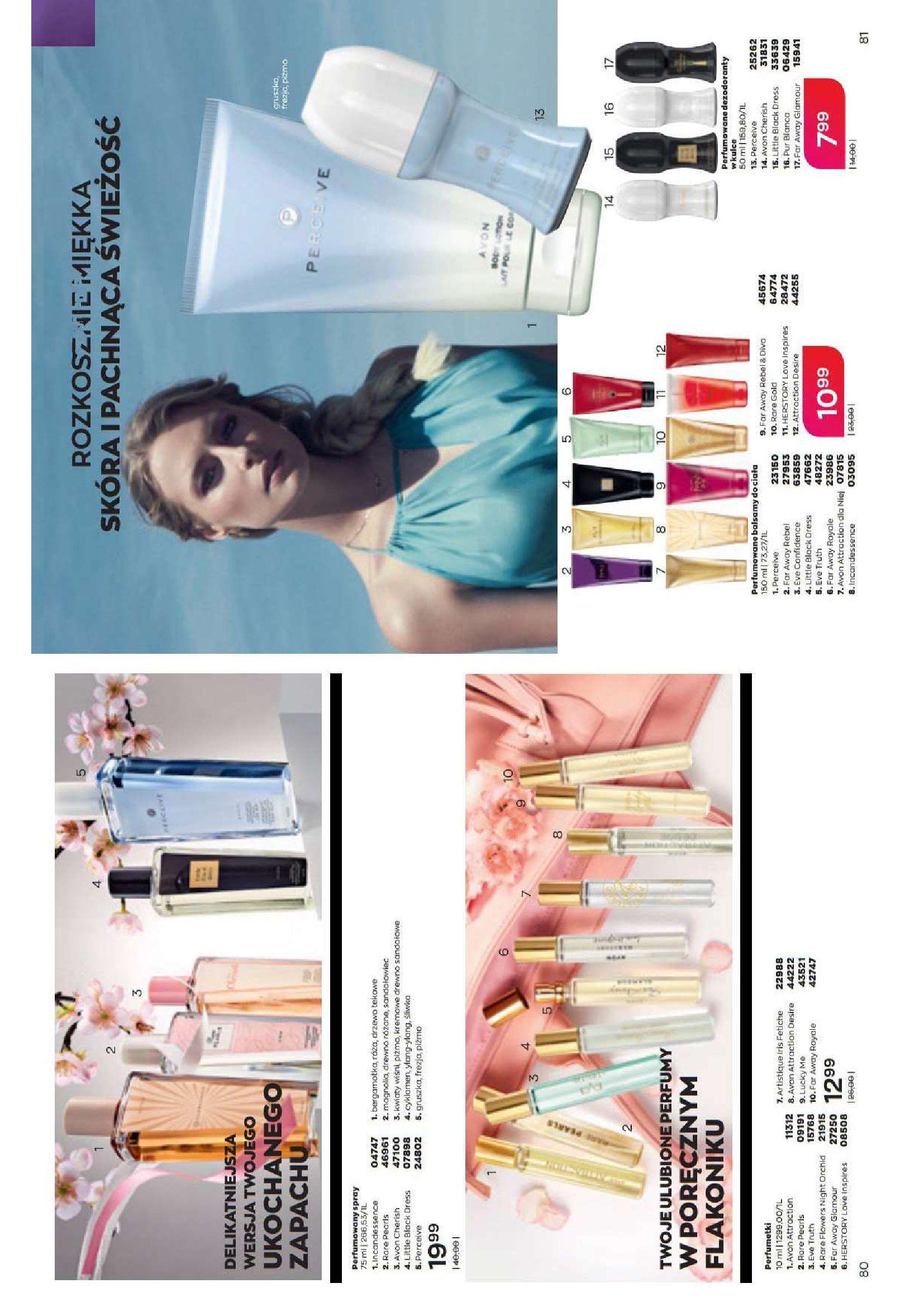 Gazetka Avon: Katalog Maj 2021 2021-05-01 page-41