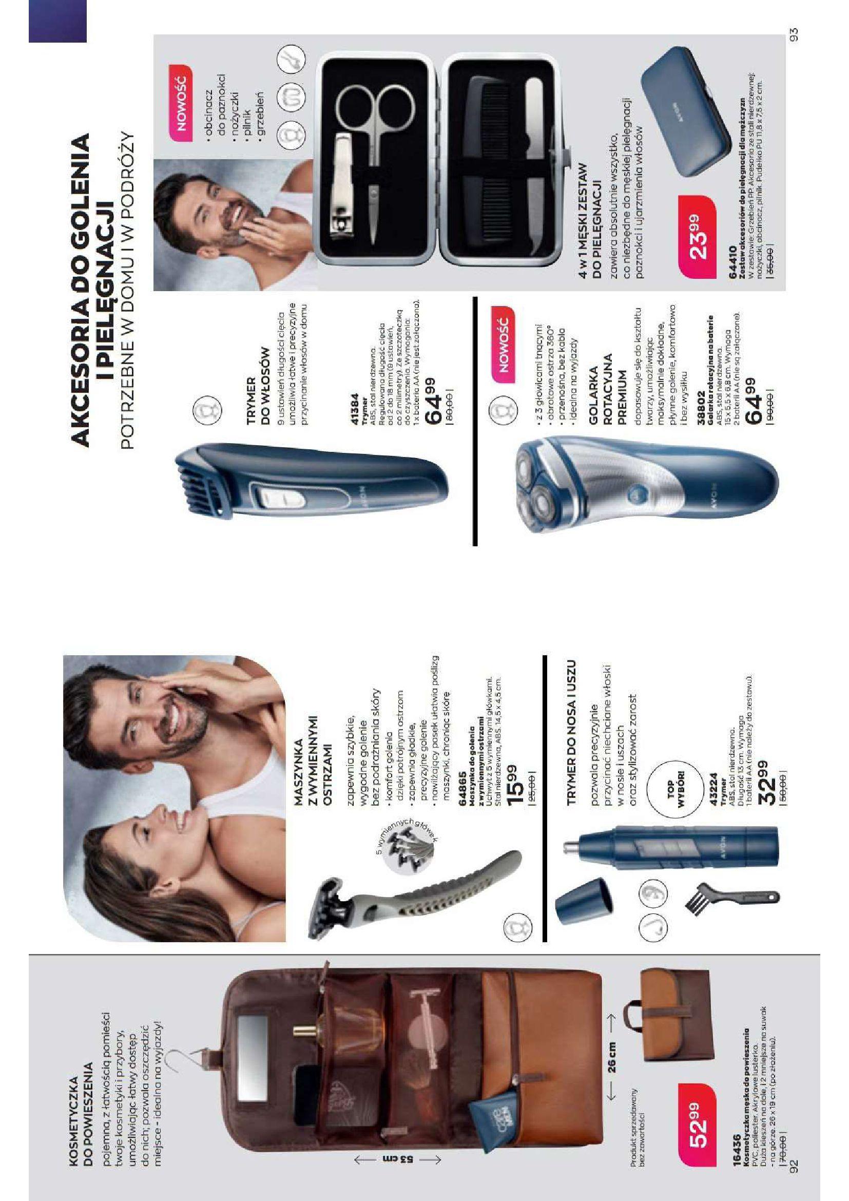 Gazetka Avon: Katalog Maj 2021 2021-05-01 page-47