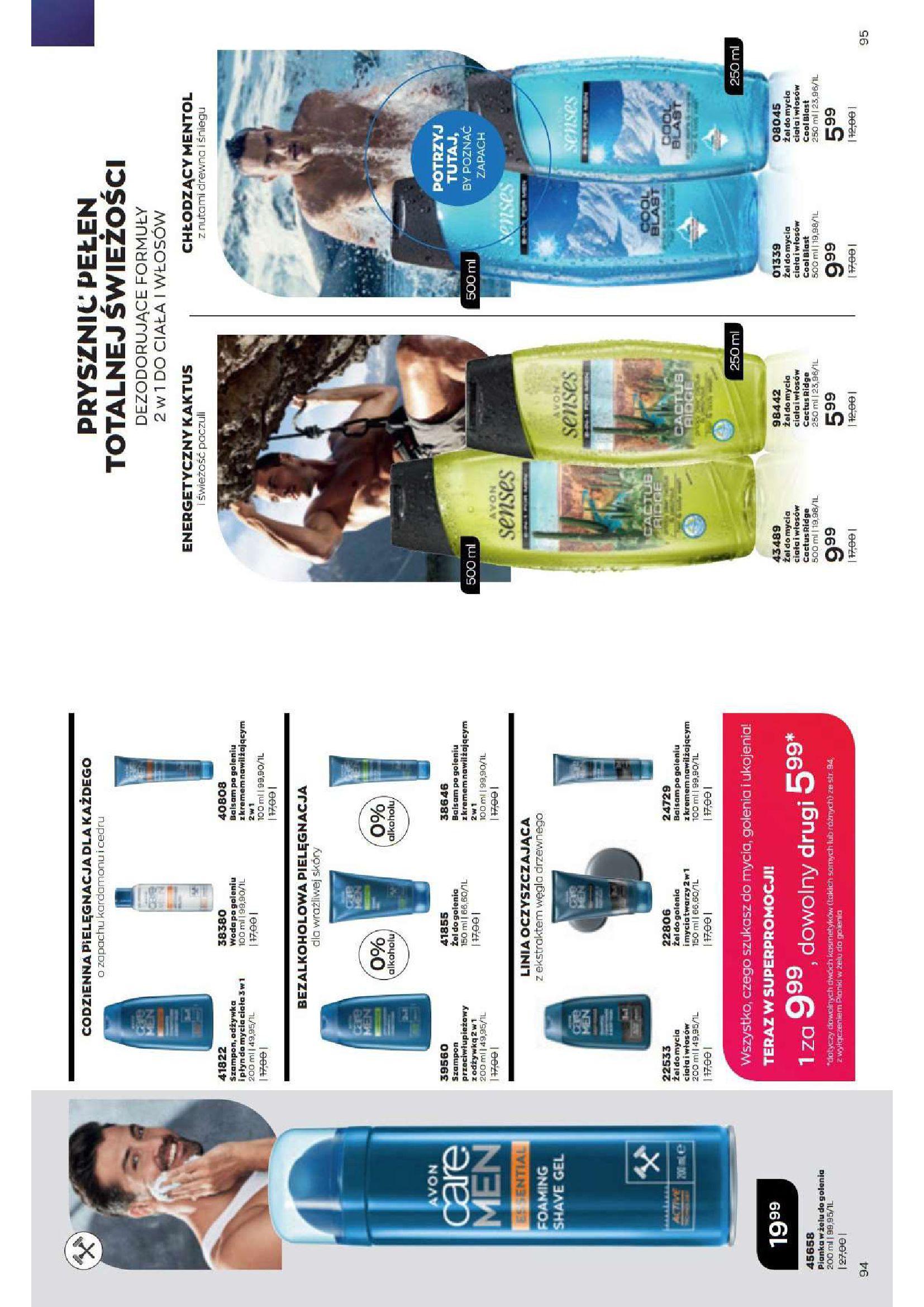 Gazetka Avon: Katalog Maj 2021 2021-05-01 page-48
