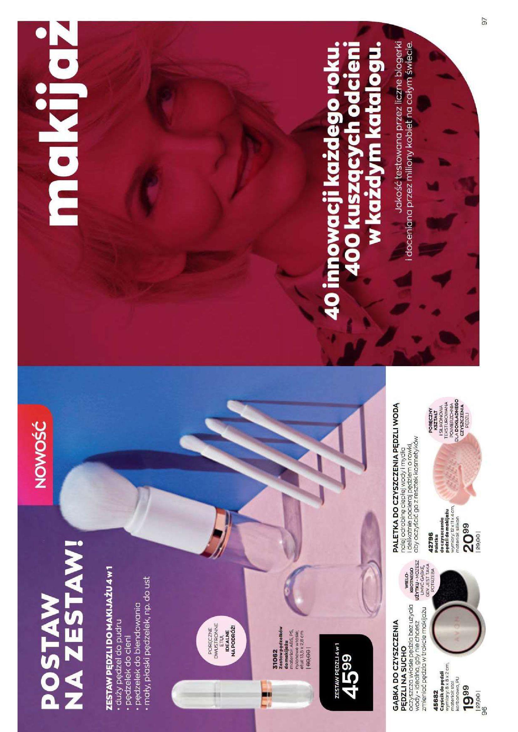Gazetka Avon: Katalog Maj 2021 2021-05-01 page-49