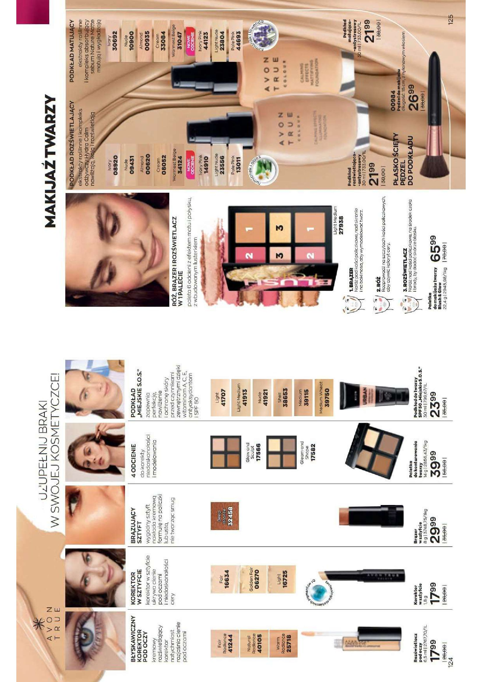 Gazetka Avon: Katalog Maj 2021 2021-05-01 page-63