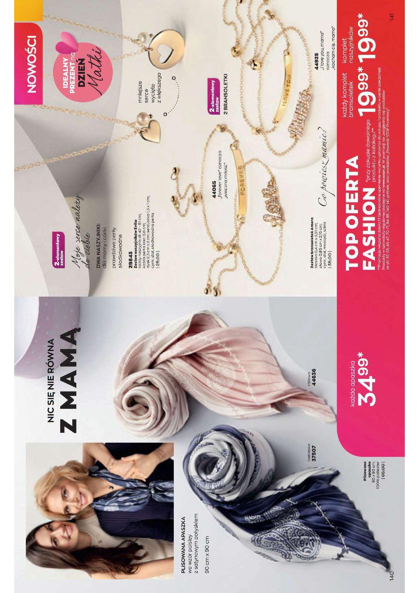 Gazetka Avon: Katalog Maj 2021 2021-05-01 page-71