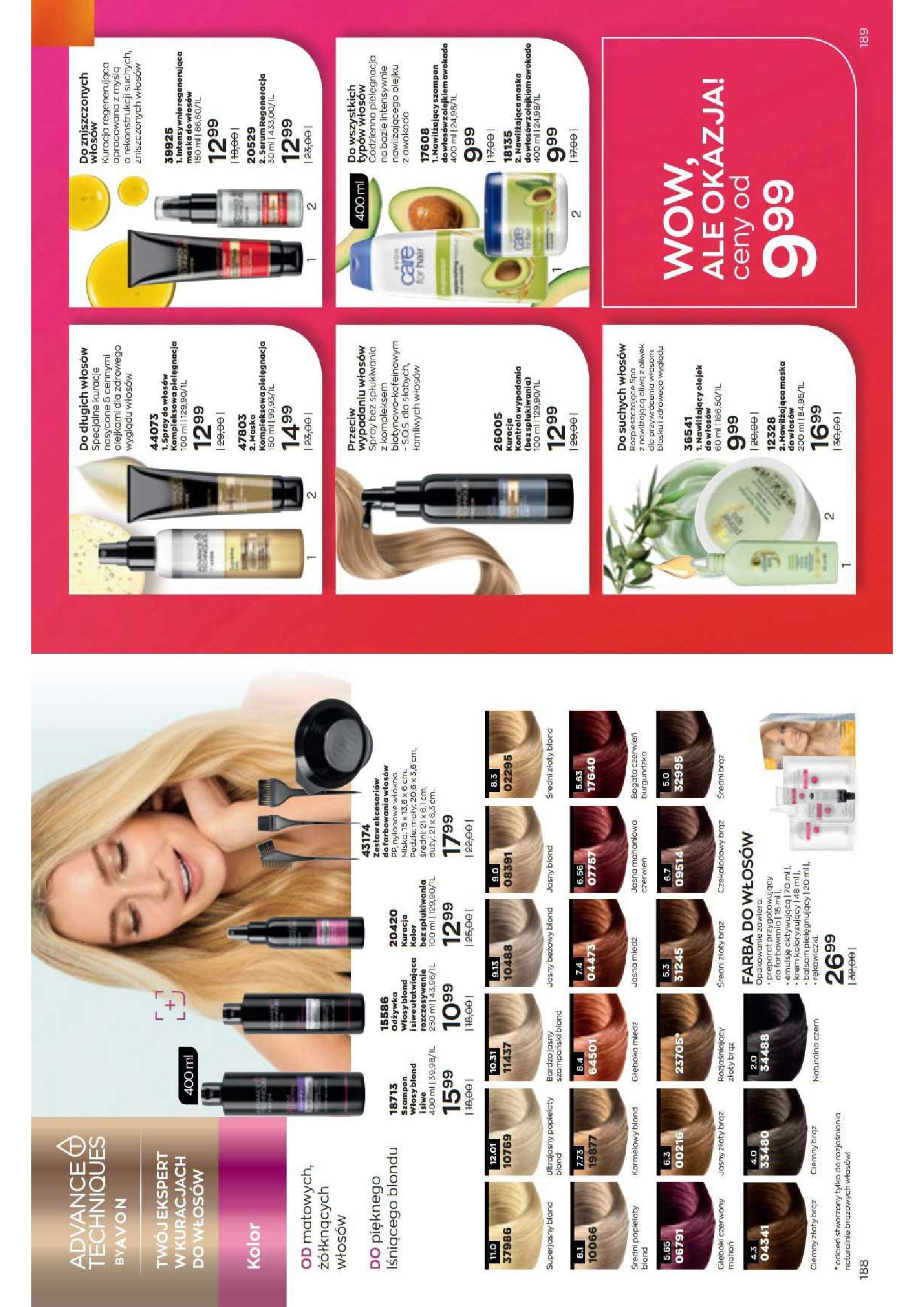 Gazetka Avon: Katalog Maj 2021 2021-05-01 page-95