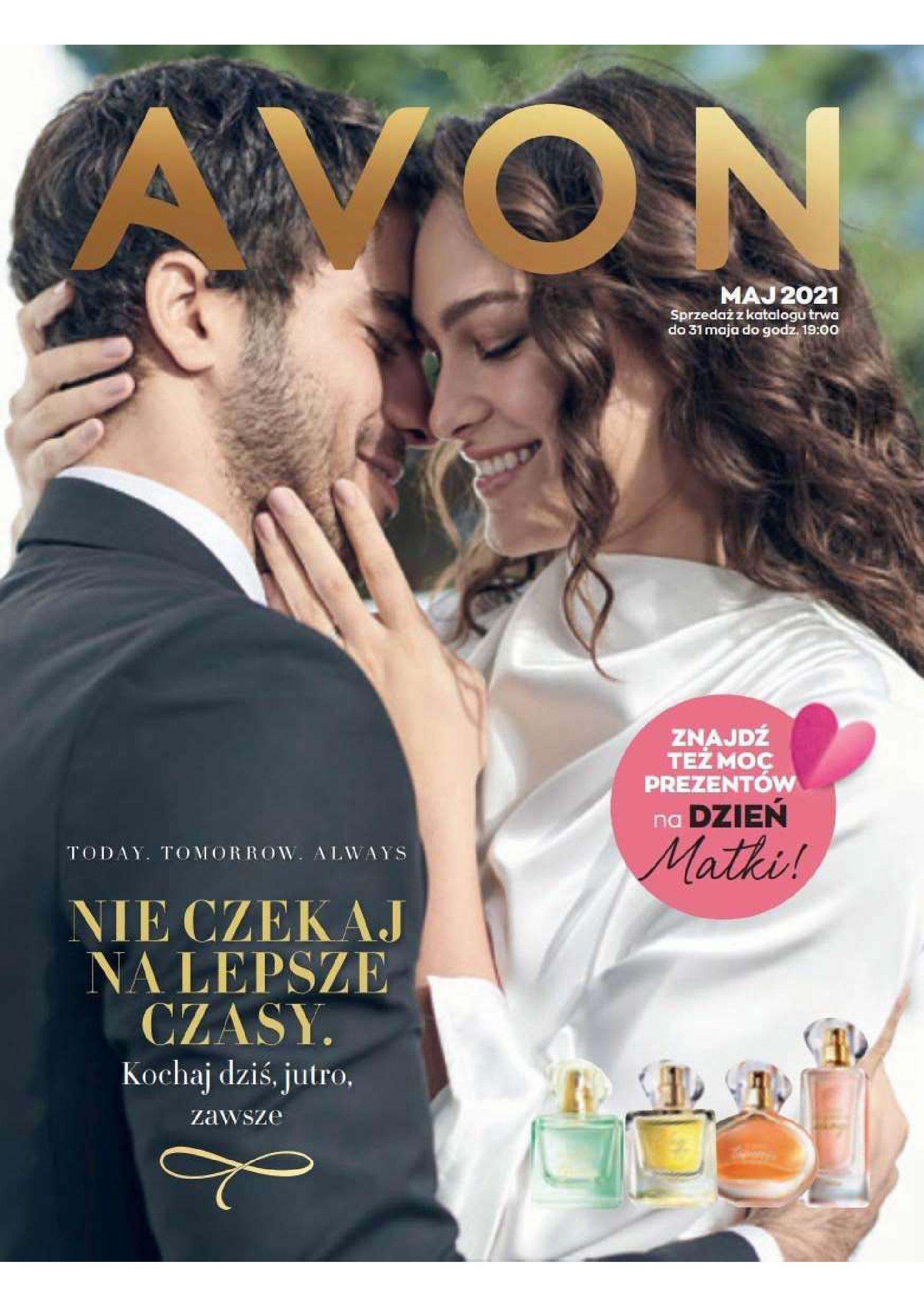 Gazetka Avon: Katalog Maj 2021 2021-05-01 page-1